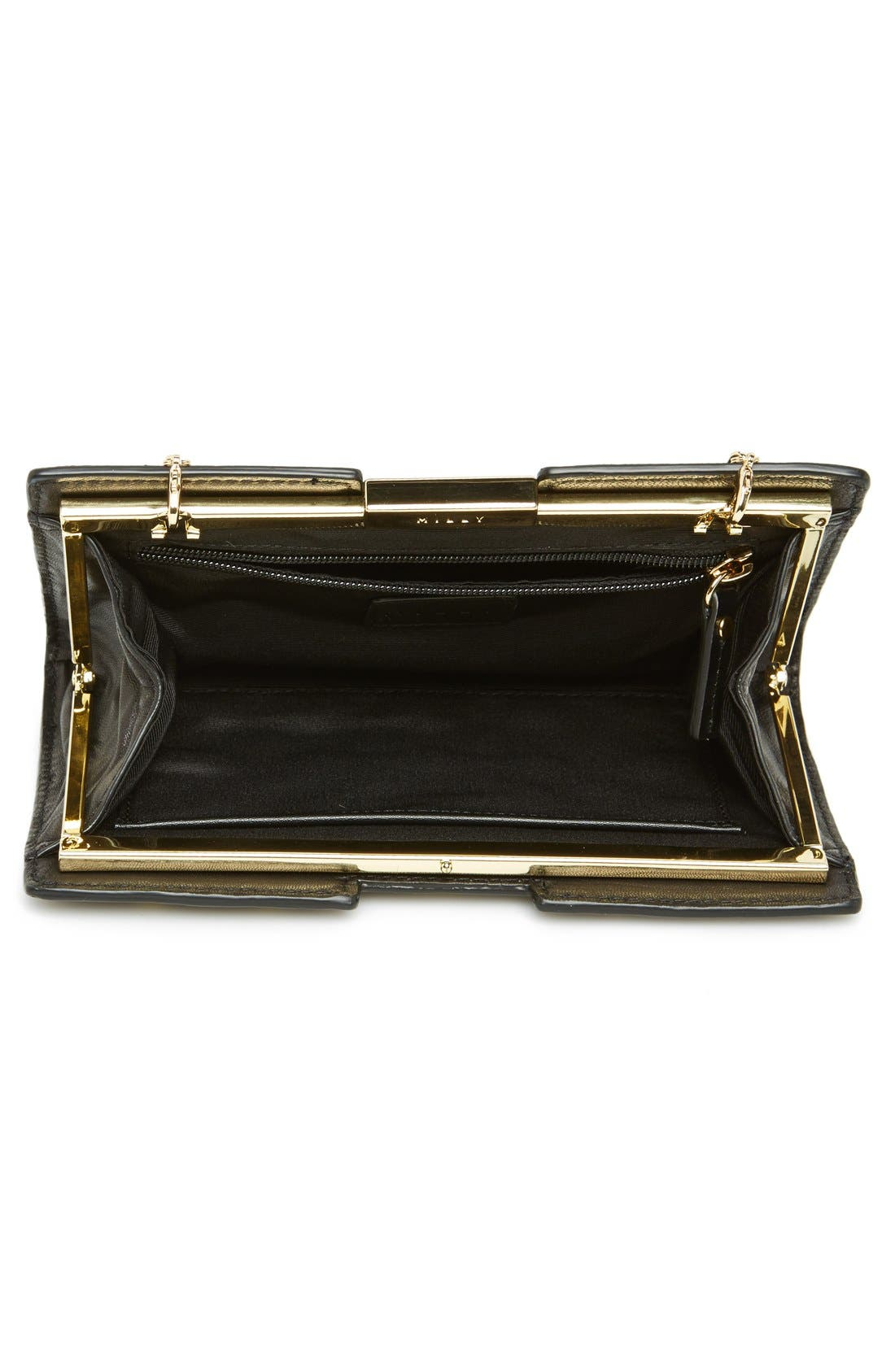 Alternate Image 3  - Milly 'Small Cara' Frame Clutch