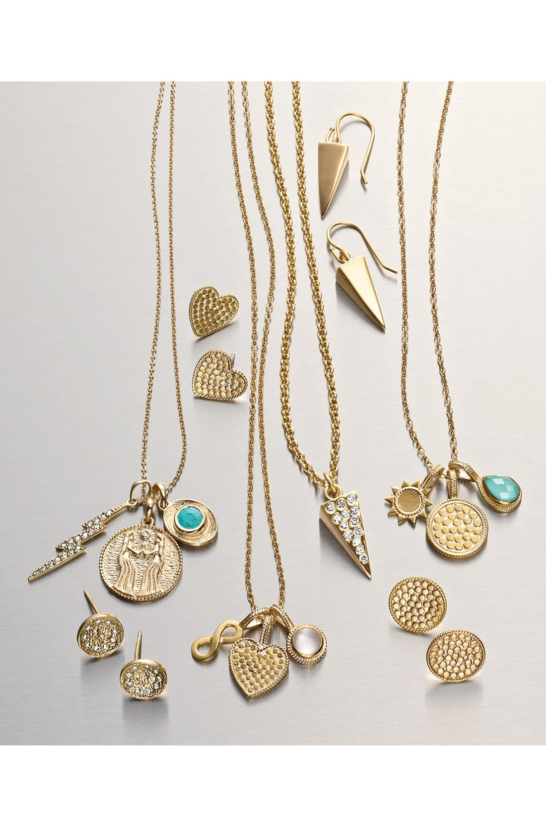 Alternate Image 3  - Melinda Maria 'Goddess of Sisterhood' Boxed Cluster Pendant Necklace