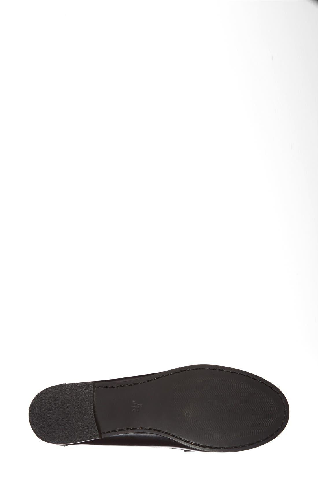 Alternate Image 4  - Jack Rogers 'Quinn' Leather Loafer (Women)
