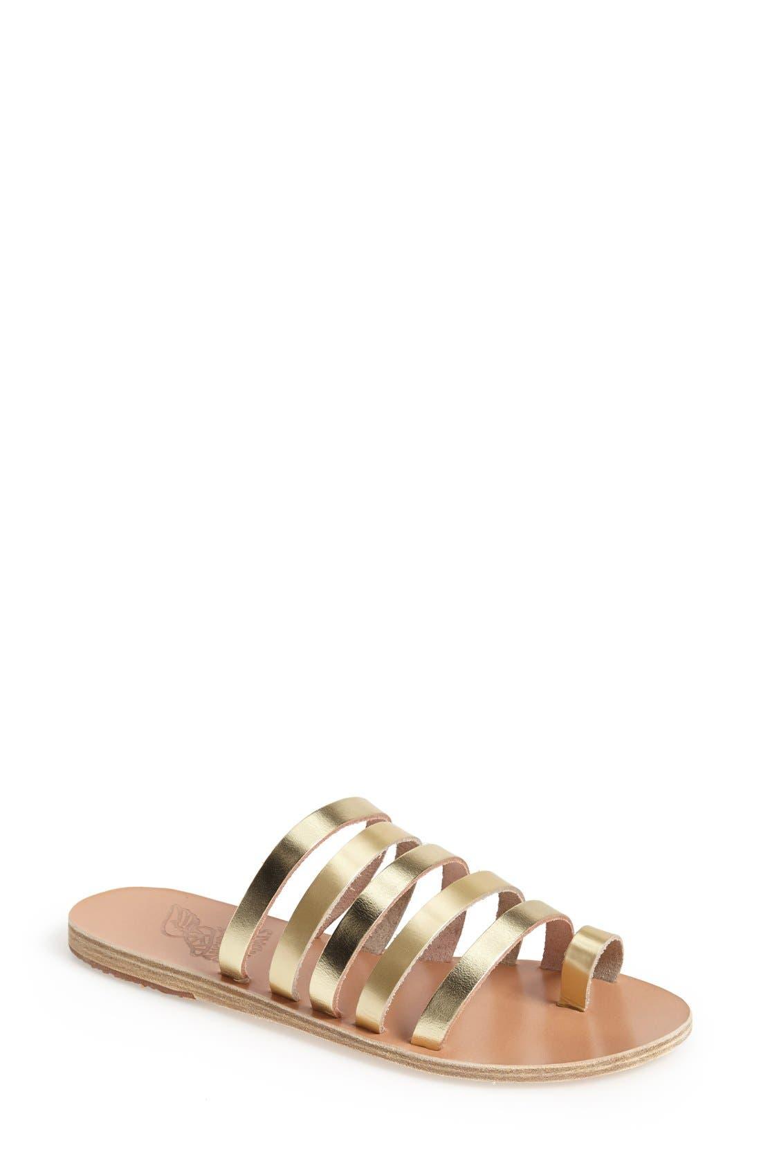 Alternate Image 1 Selected - Ancient Greek Sandals 'Niki' Leather Sandal (Women)