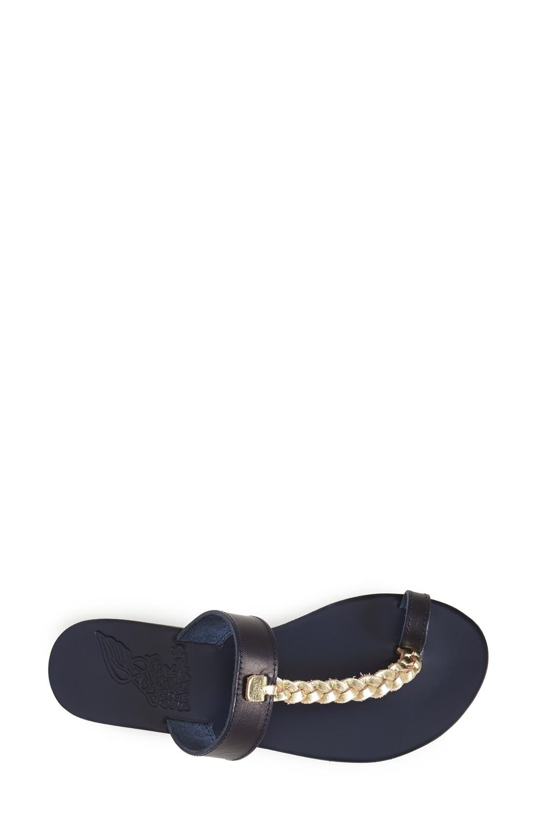 Alternate Image 3  - Ancient Greek Sandals 'Melpomeni' Leather Sandal (Women)