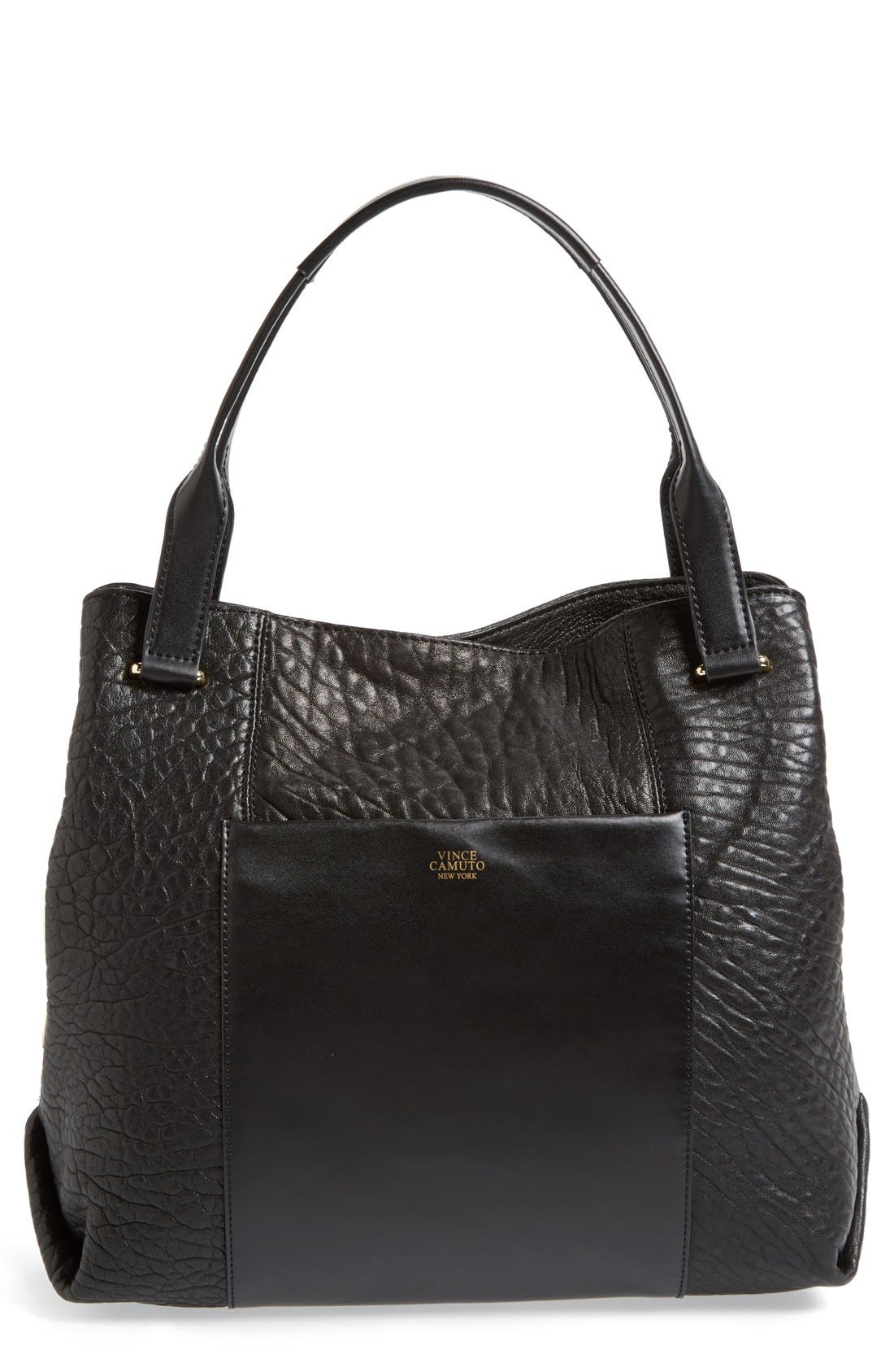 Alternate Image 1 Selected - Vince Camuto 'Maron' Leather Tote