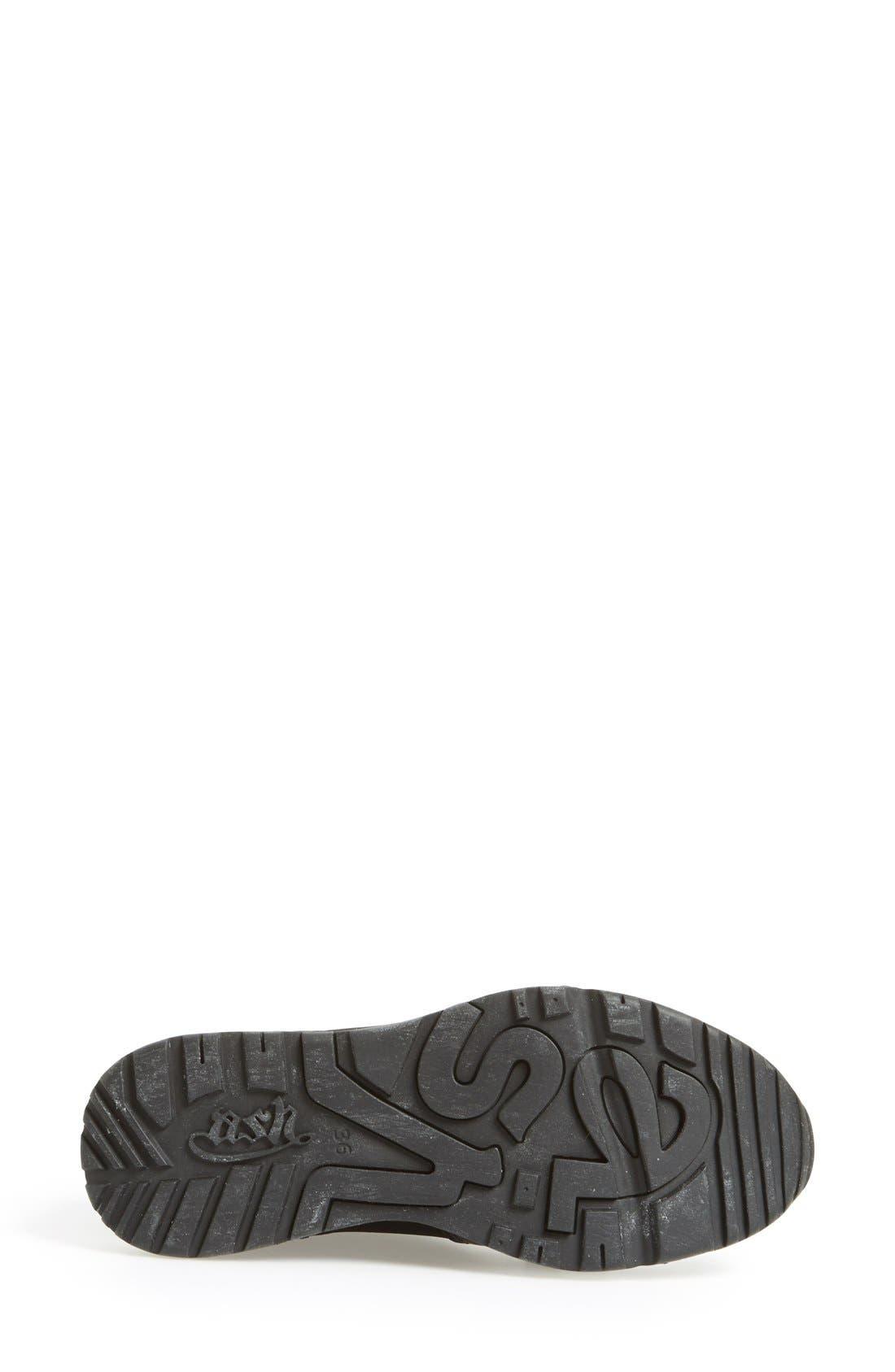 Alternate Image 4  - Ash 'Lynx' Stretch Fabric Tall Sneaker Boot (Women)