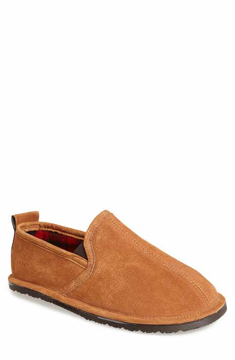 Staheekum 'Barin Flannel' Slipper (Men)