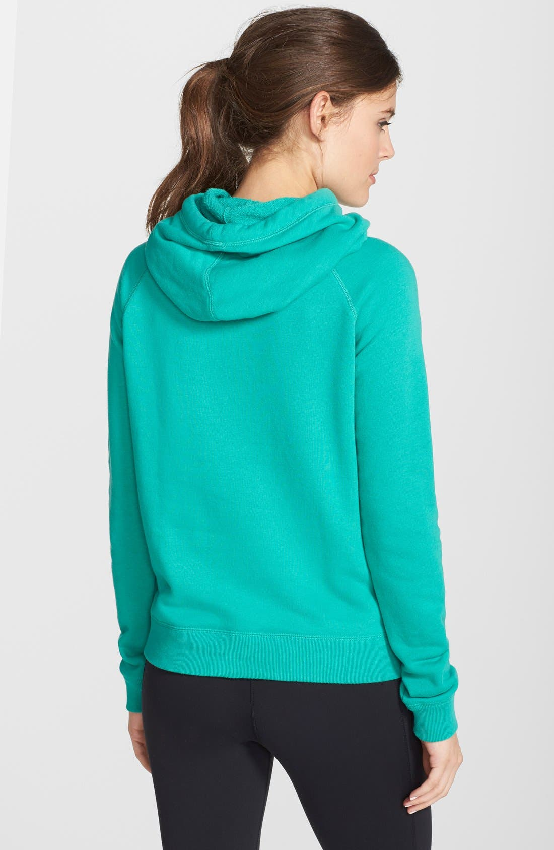 Alternate Image 2  - Nike 'Rally' Funnel Neck Top