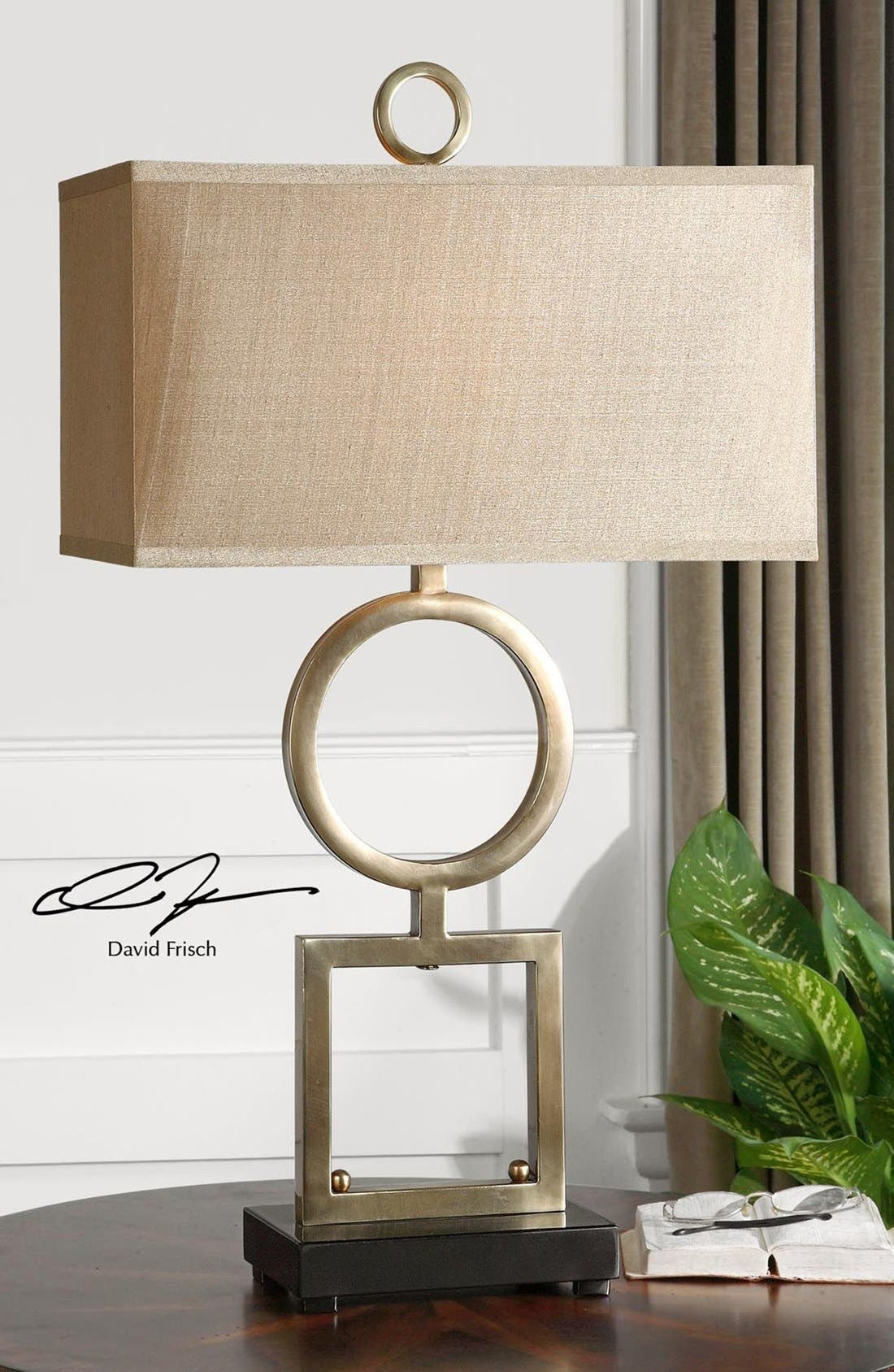 Alternate Image 2  - Uttermost 'Rashawn' Table Lamp