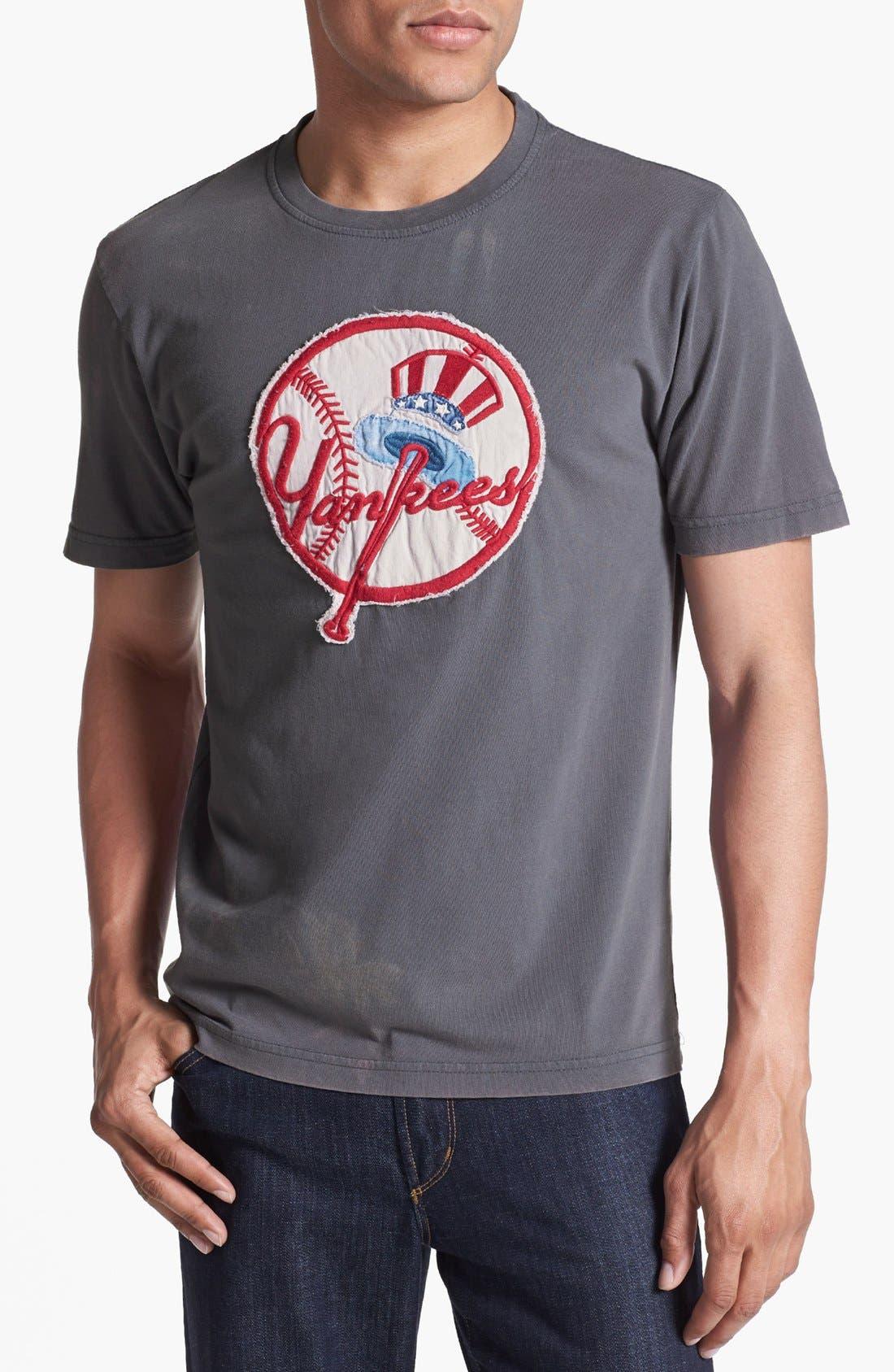Main Image - Red Jacket 'Yankees - Deadringer' T-Shirt
