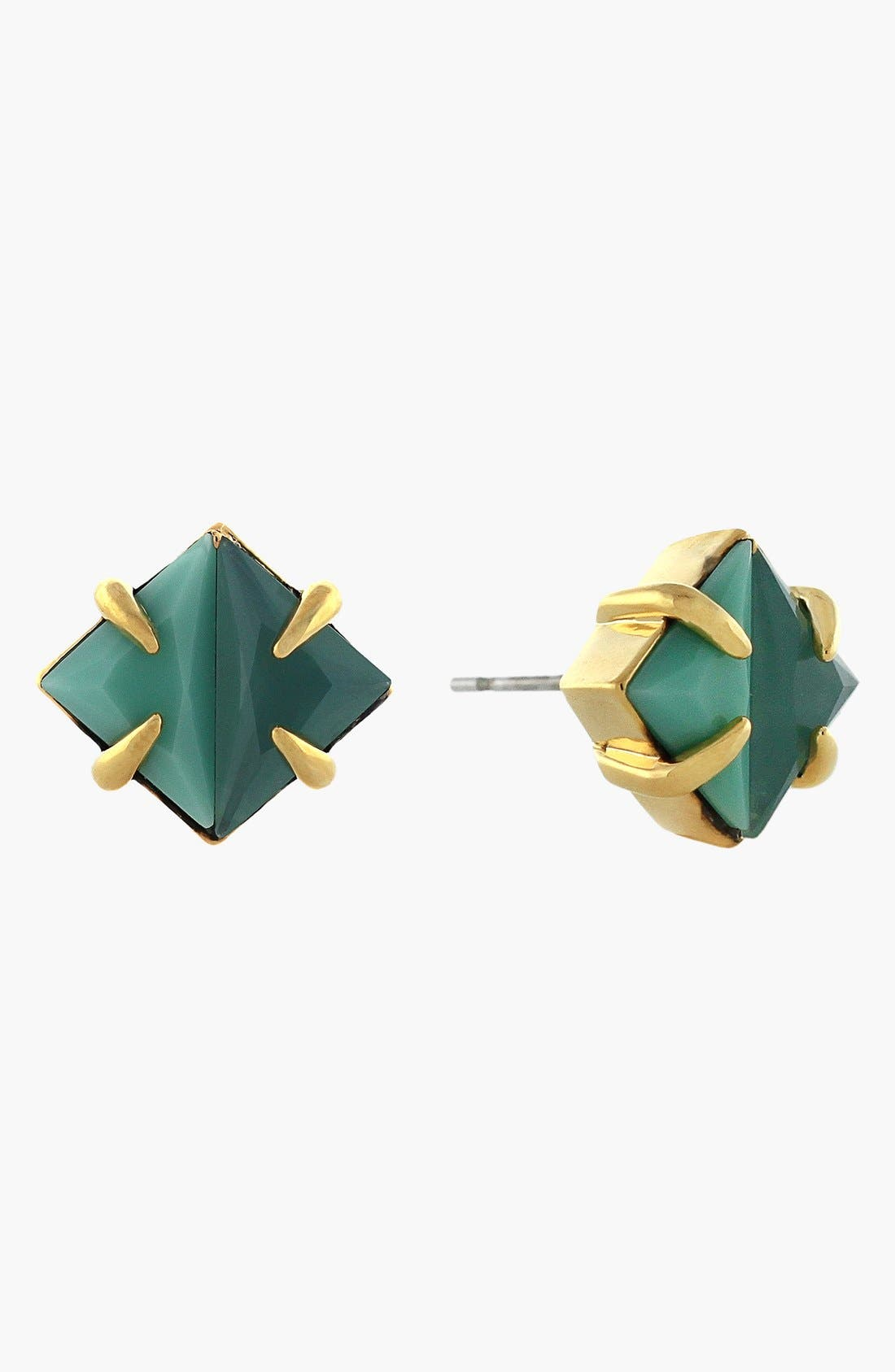 Alternate Image 1 Selected - Vince Camuto Stone Stud Earrings