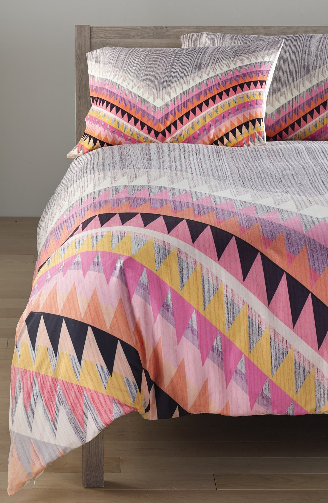 DENY DESIGNS Iveta Abolina Boardwalk Duvet Cover &