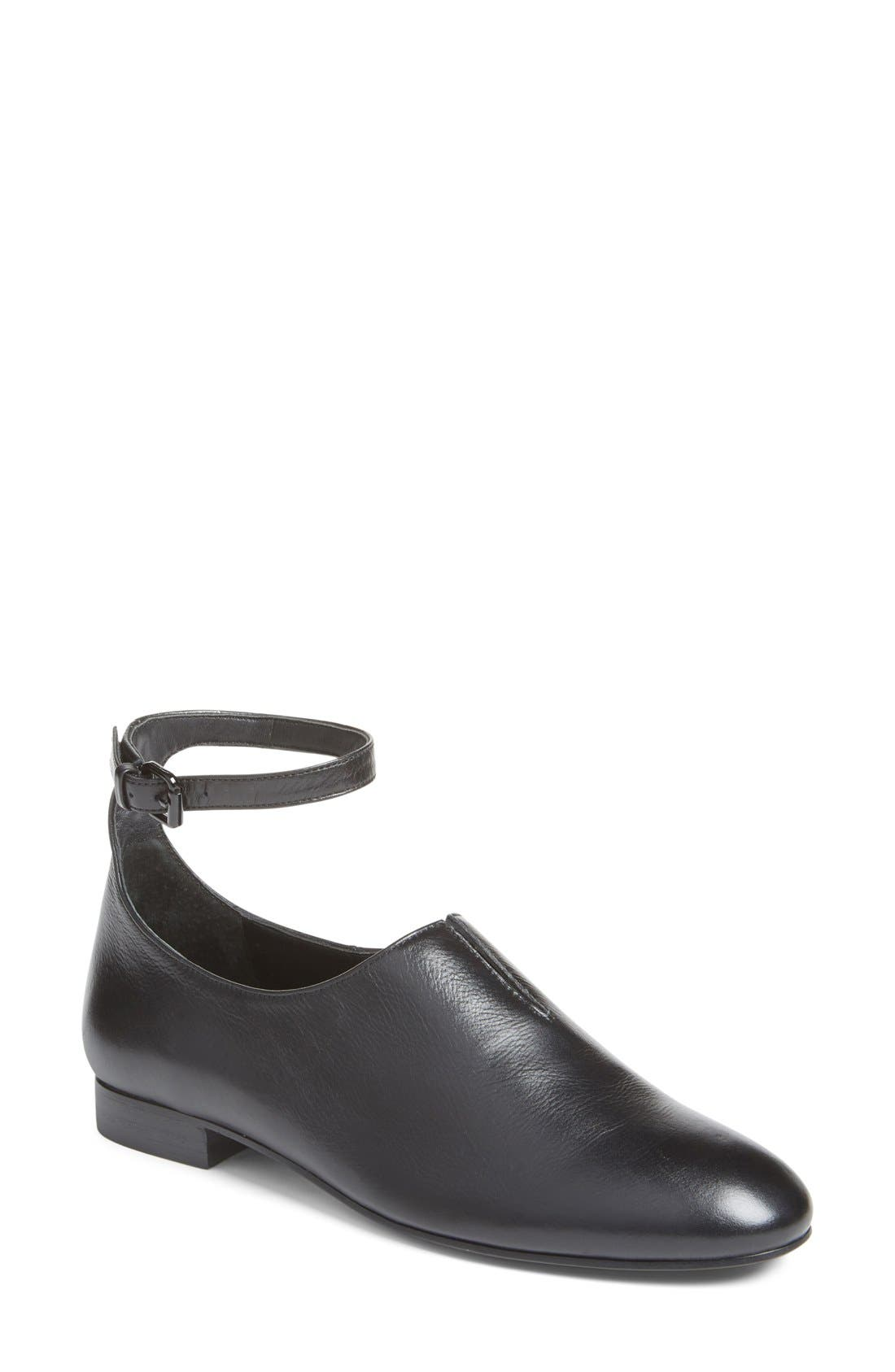 OPENING CEREMONY Norrah Ankle Strap Flat