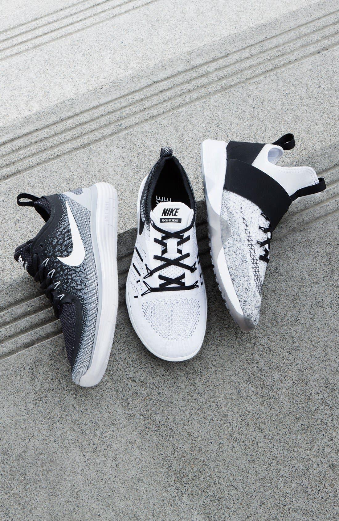 Alternate Image 5  - Nike 'Free TR Focus Flyknit' Training Shoe (Women)