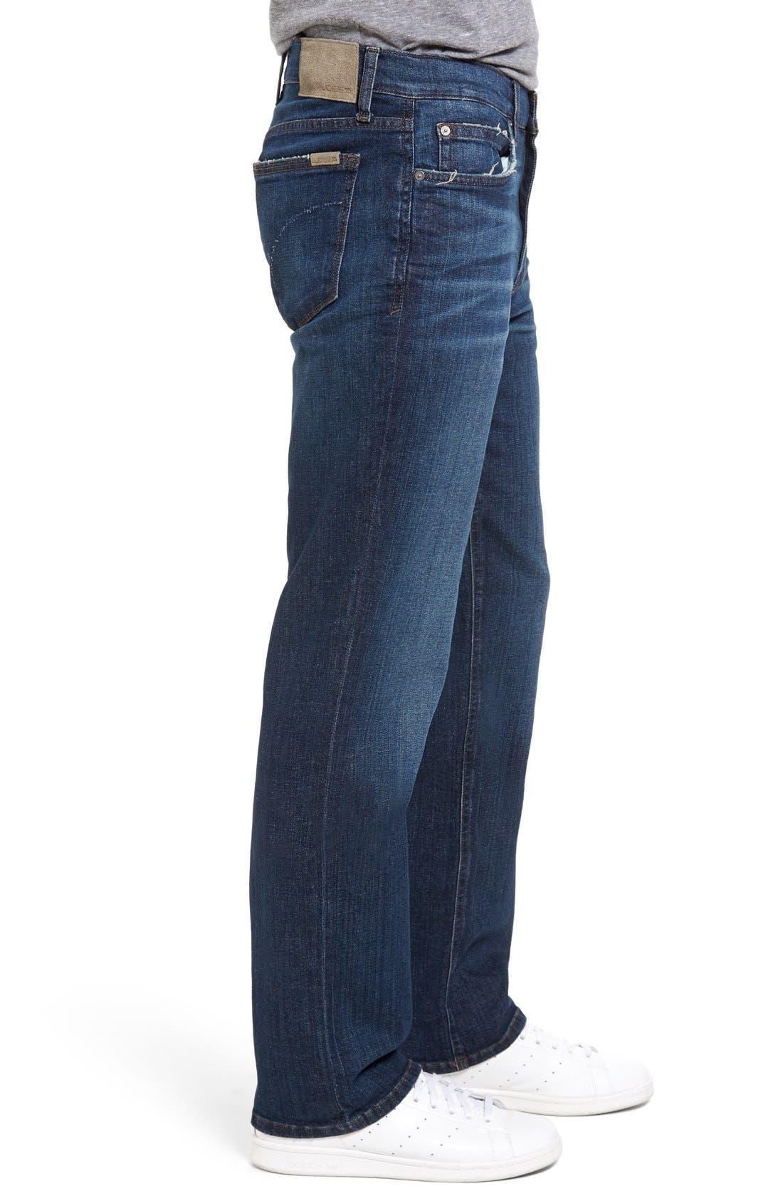 Alternate Image 3  - Joe's Rebel Relaxed Fit Jeans (Kane)