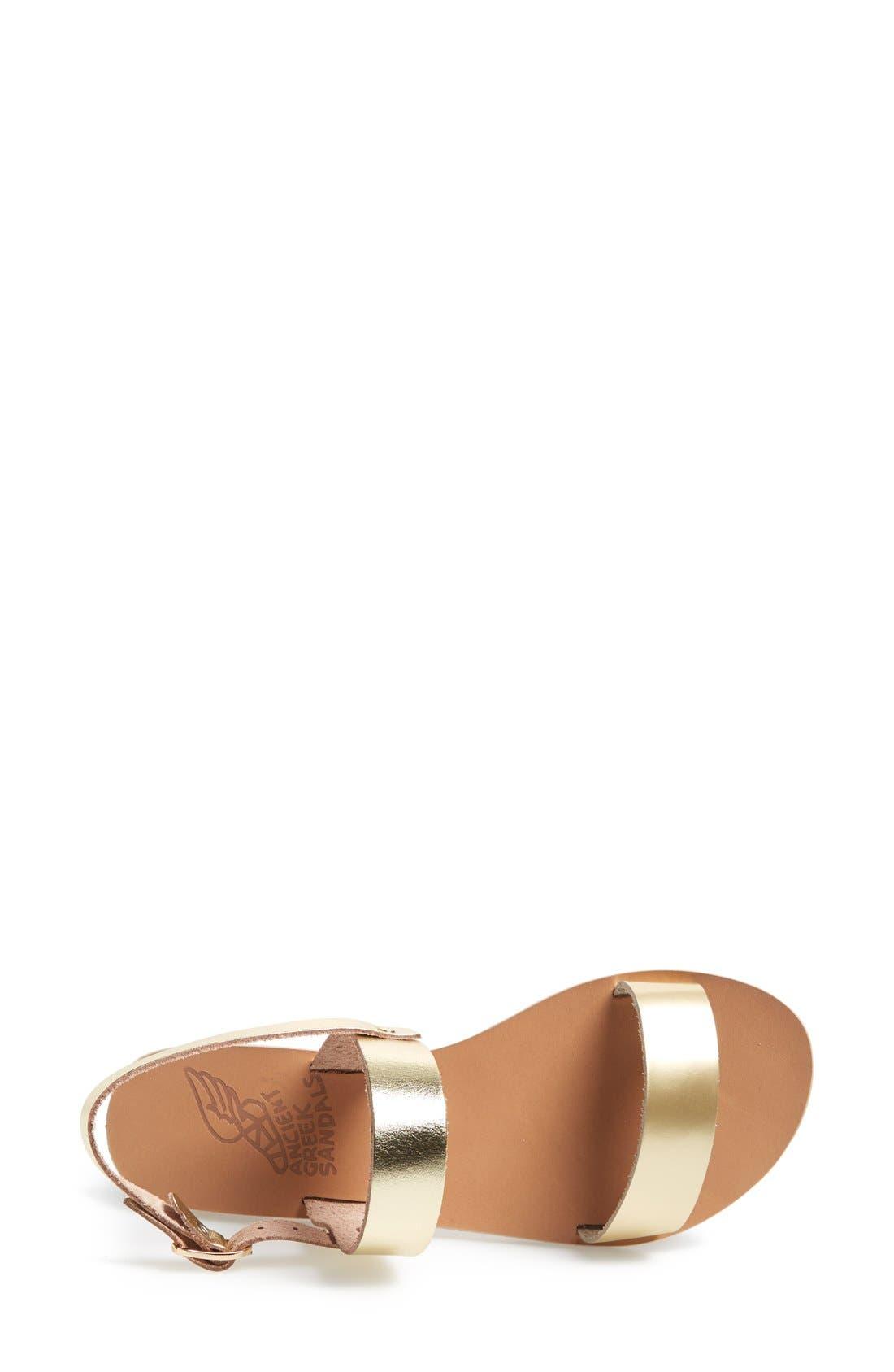 Alternate Image 3  - Ancient Greek Sandals 'Clio' Leather Sandal (Women)