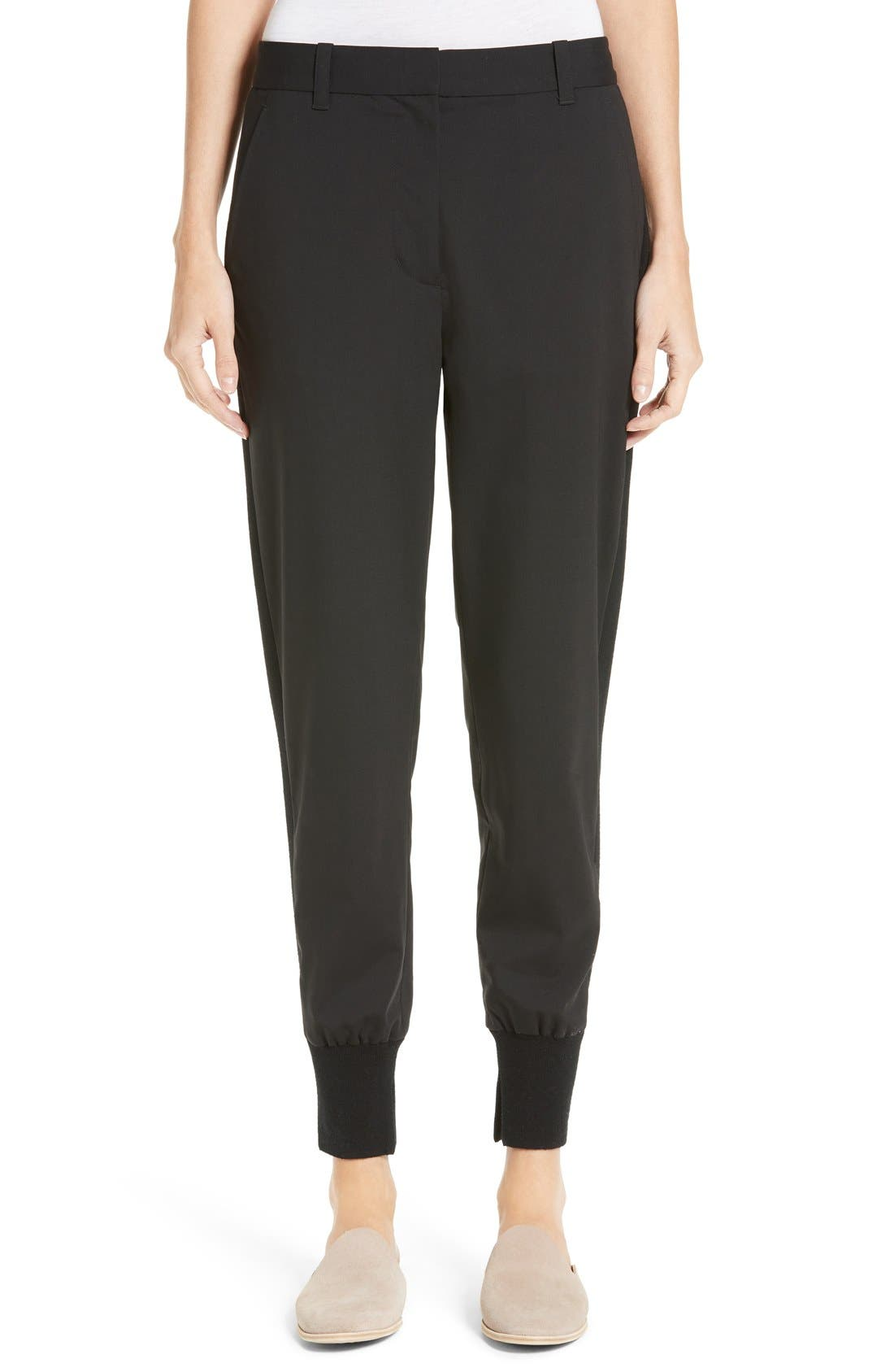 3.1 Phillip Lim Stretch Wool Joggers