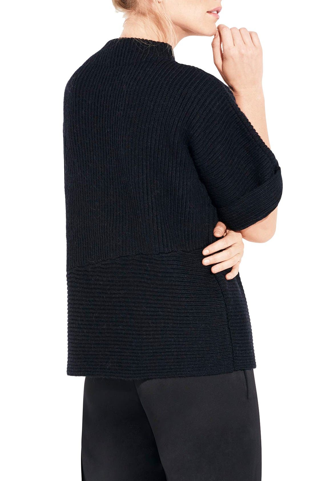 Alternate Image 3  - AYR The Fika Merino & Alpaca Rib Sweater