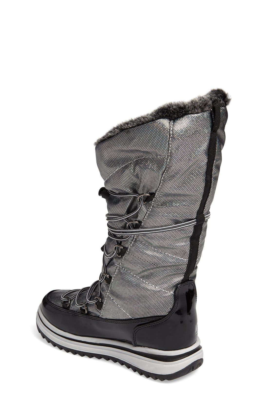 Alternate Image 2  - Khombu Kai Waterproof Insulated Boot (Toddler, Little Kid & Big Kid)