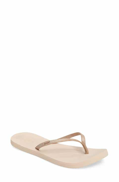 Women S Reef Sandals Nordstrom