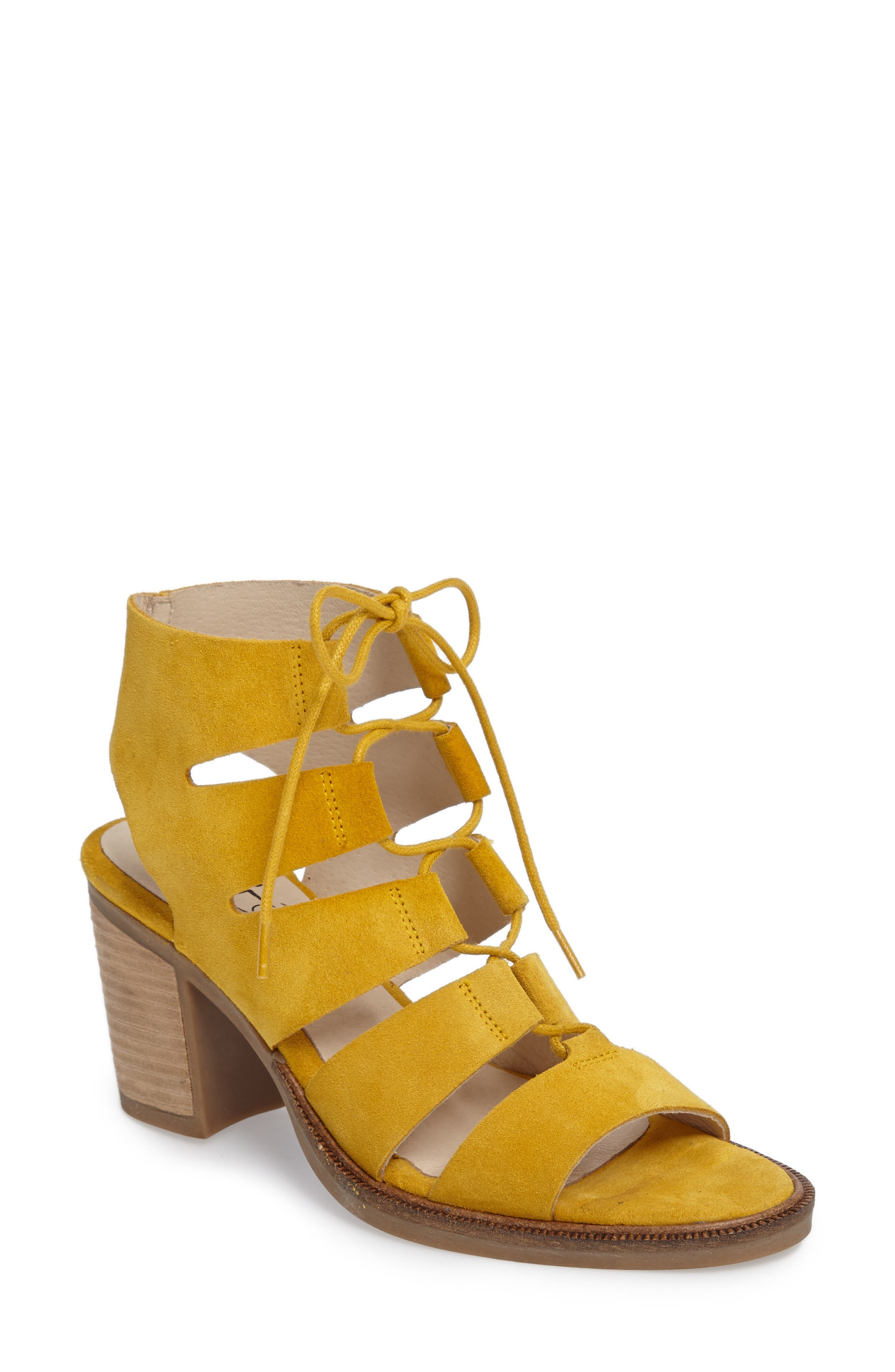 Bos. & Co. Brooke Ghillie Cage Sandal (Women)