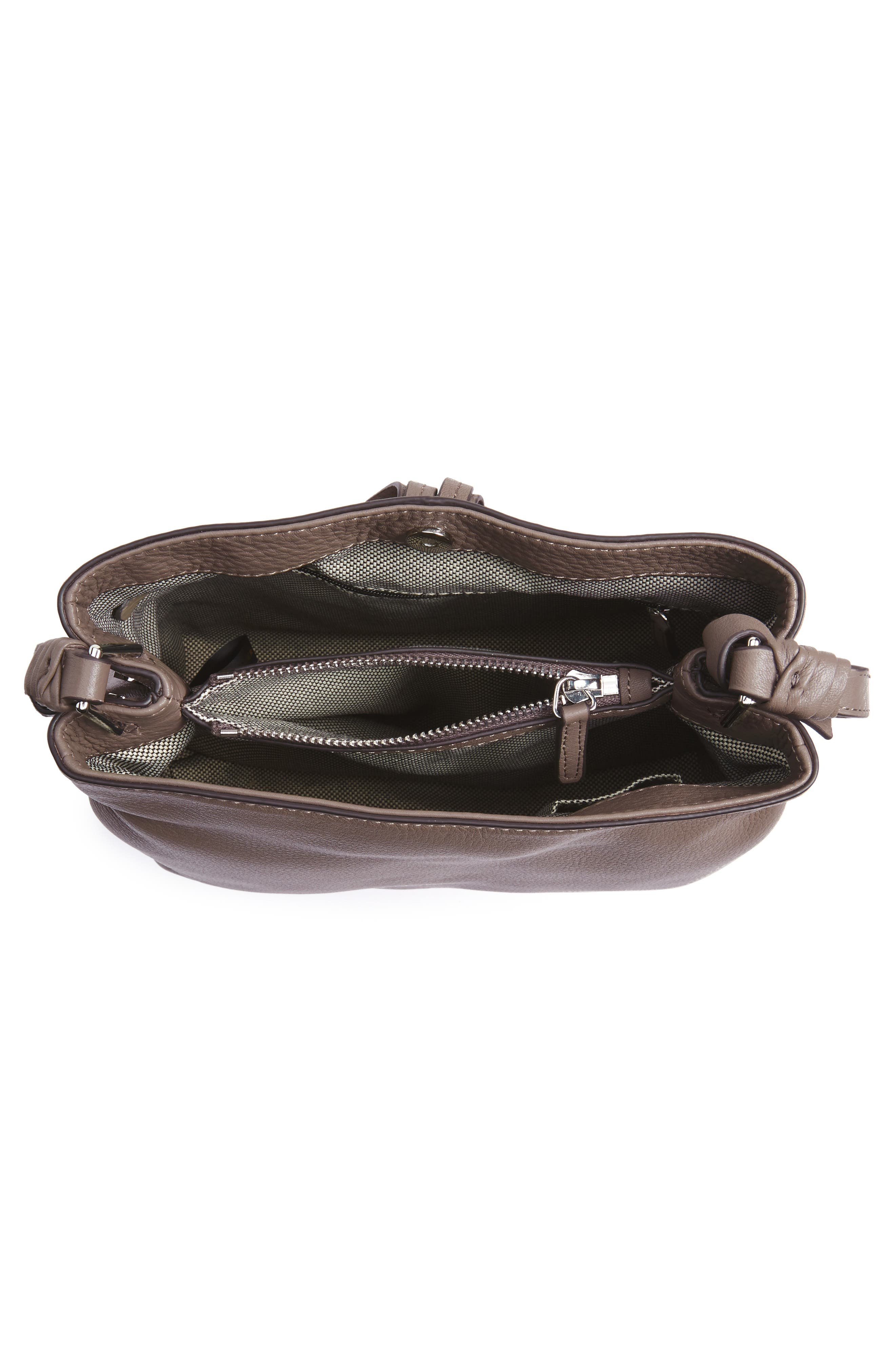 Alternate Image 4  - Vince Camuto Taro Leather Crossbody Bag