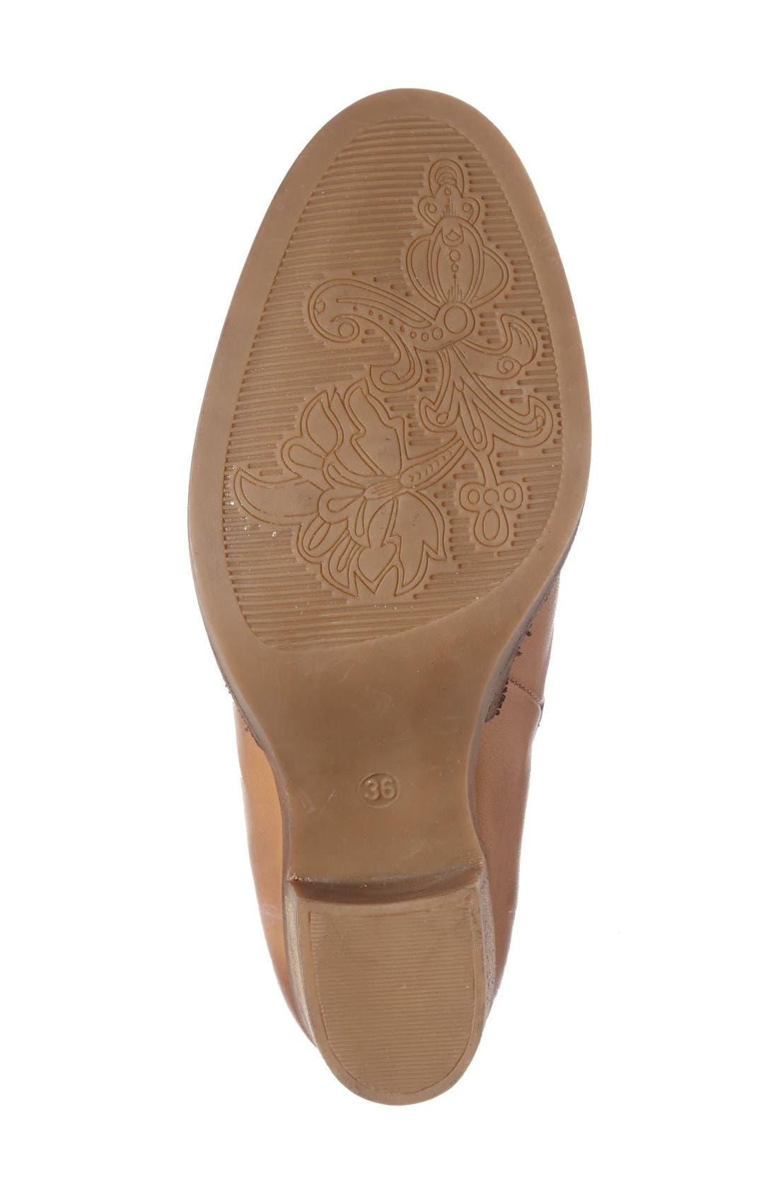 Alternate Image 4  - Bos. & Co. Belfielding Waterproof Chelsea Boot (Women)