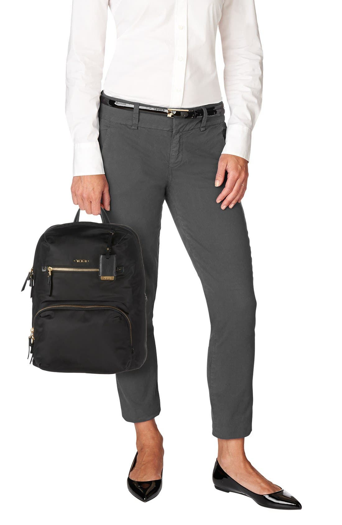 Alternate Image 2  - Tumi 'Voyageur Halle' Nylon Backpack