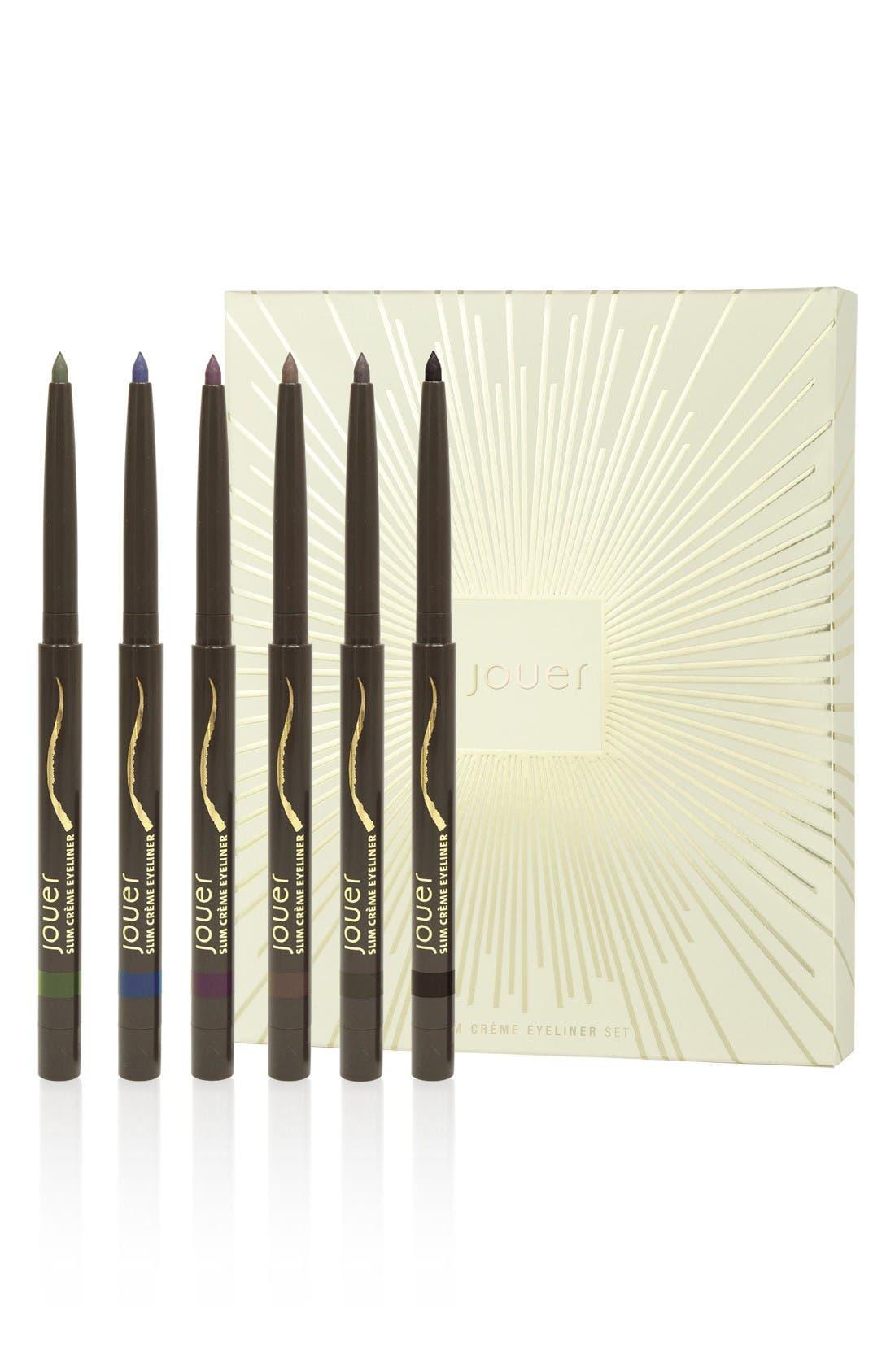 Jouer Slim Crème Eyeliner Set (Limited Edition) ($108 Value)