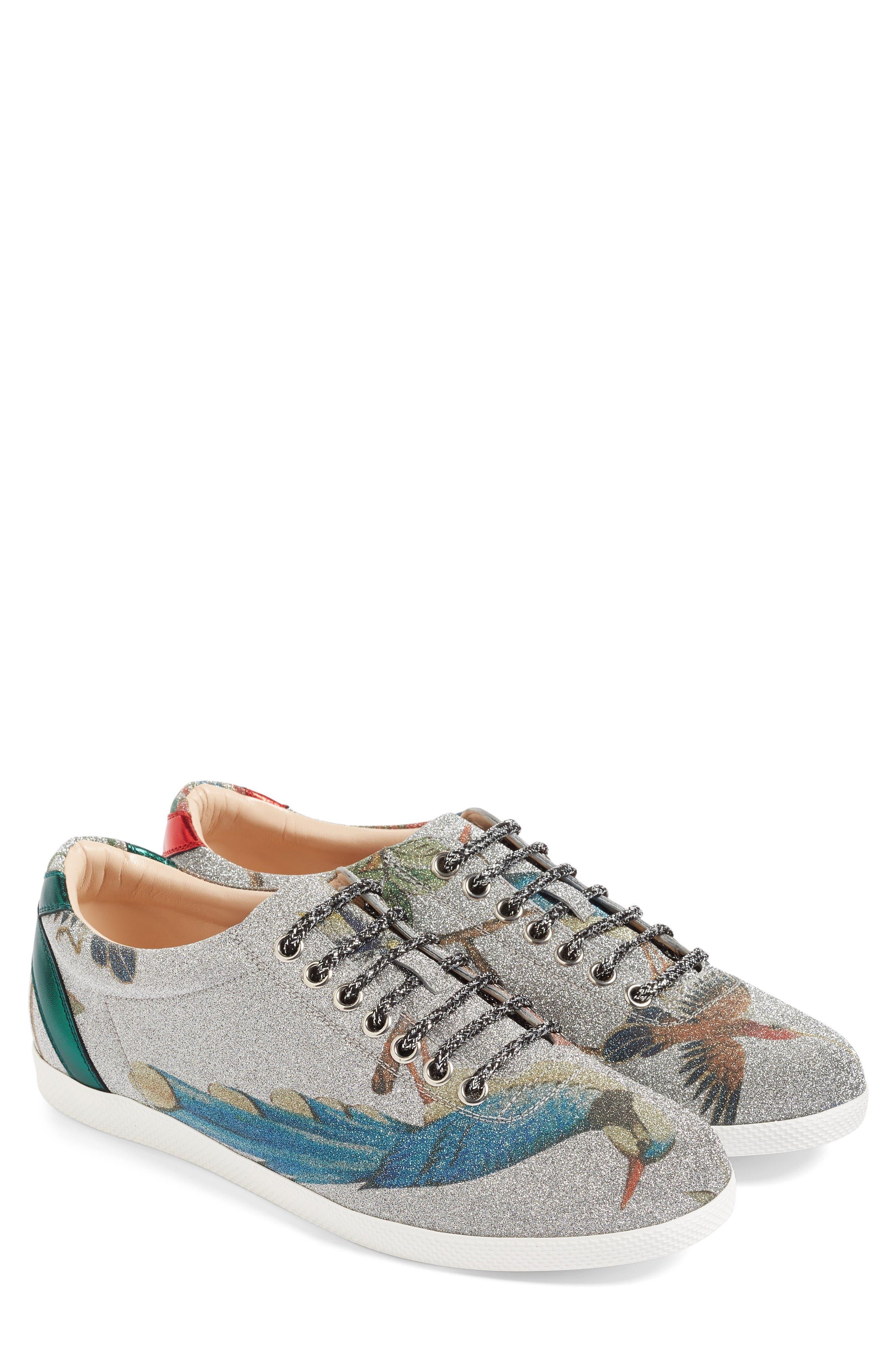 Gucci Bambi Humming Sneaker (Women)