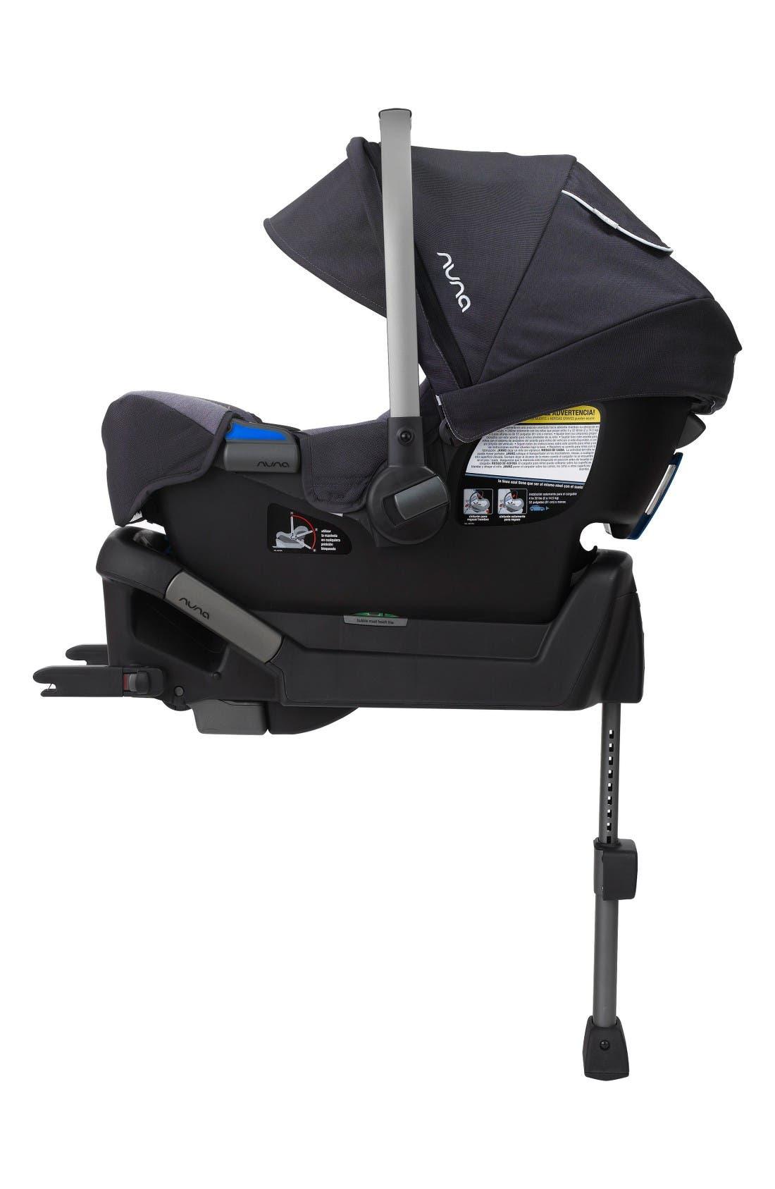 Alternate Image 8  - nuna MIXX™ Stroller System & PIPA™ Car Seat Set