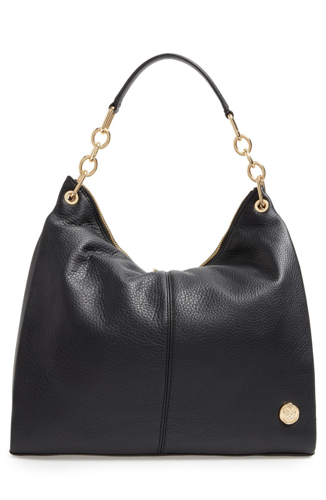 Alternate Image 2  - Vince Camuto Avin Leather Hobo