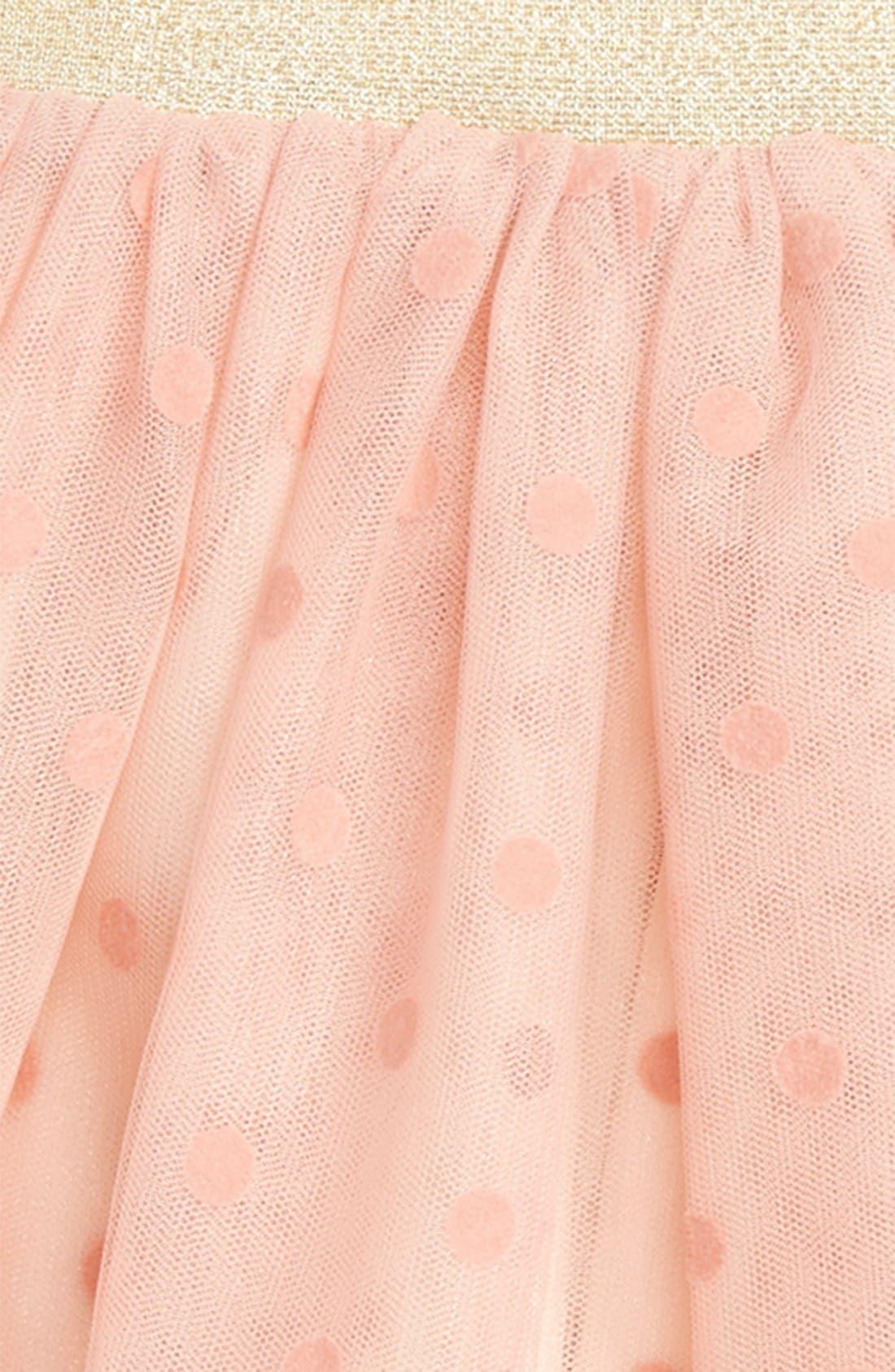 Alternate Image 4  - Truly Me Polka Dot Tutu Skirt (Toddler Girls & Little Girls)
