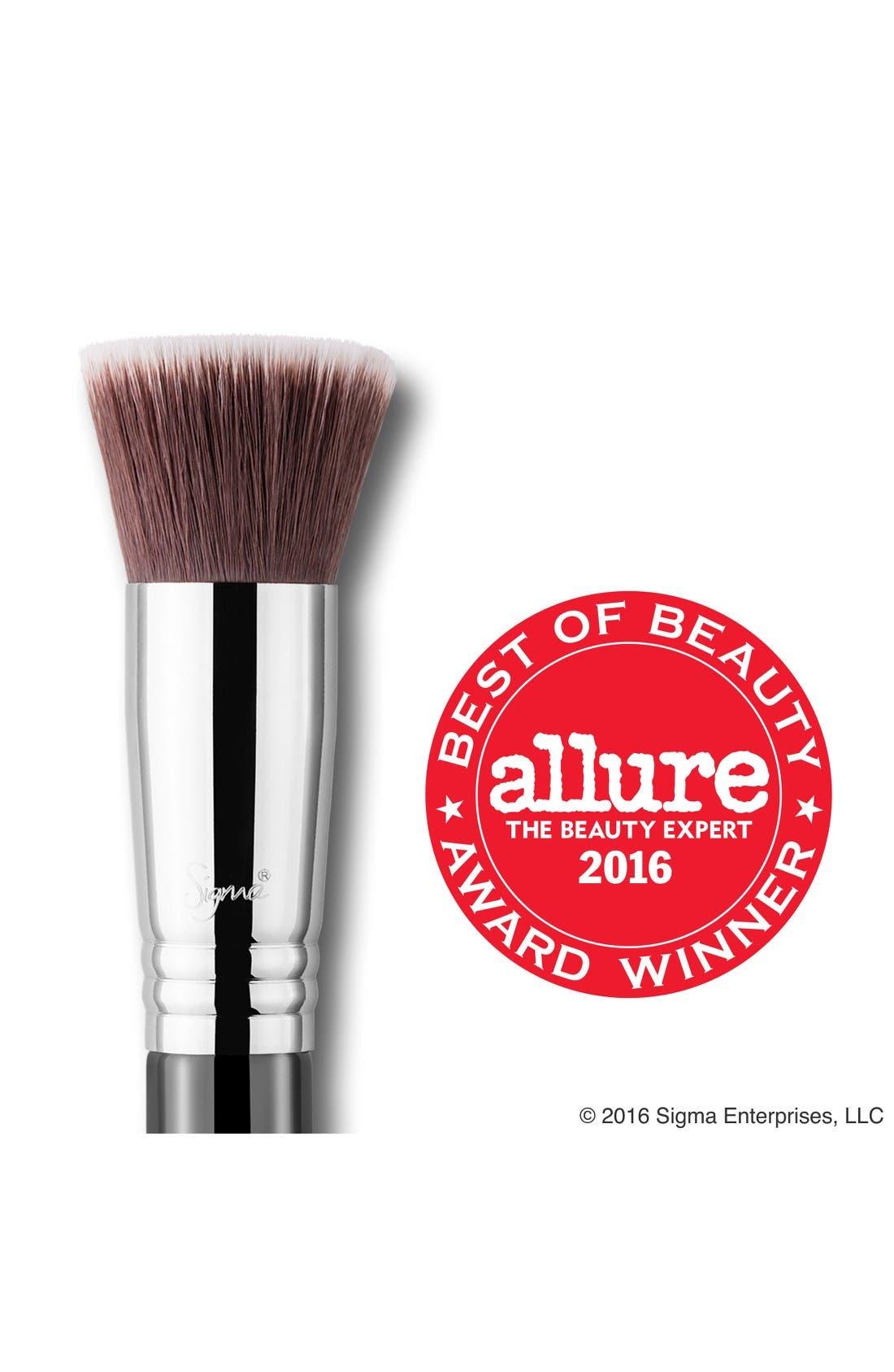 Alternate Image 2  - Sigma Beauty F80 Flat Kabuki™ Brush