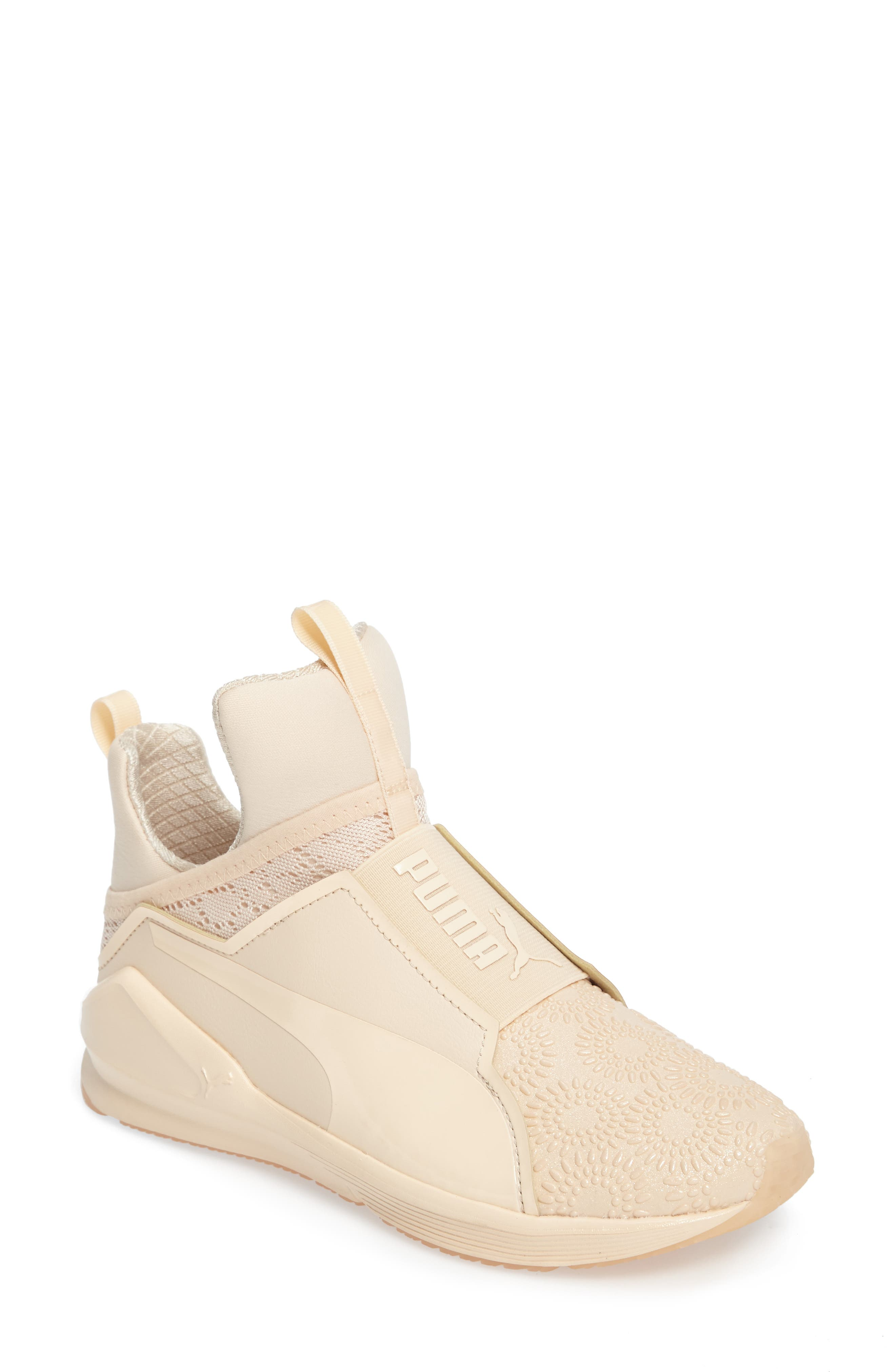 PUMA Fierce KRM High Top Sneaker