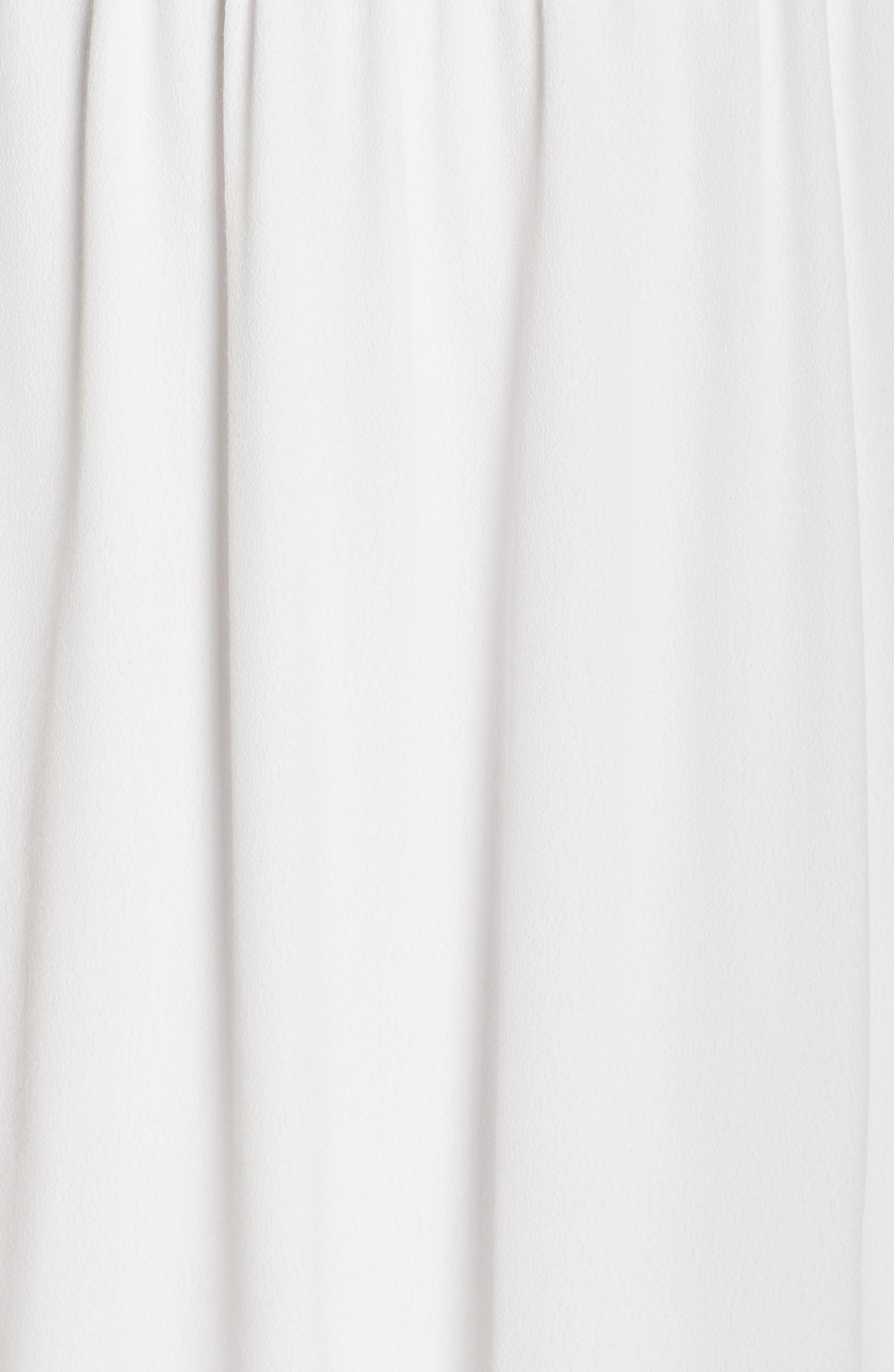 Alternate Image 5  - Fraiche by J Blouson Maxi Dress