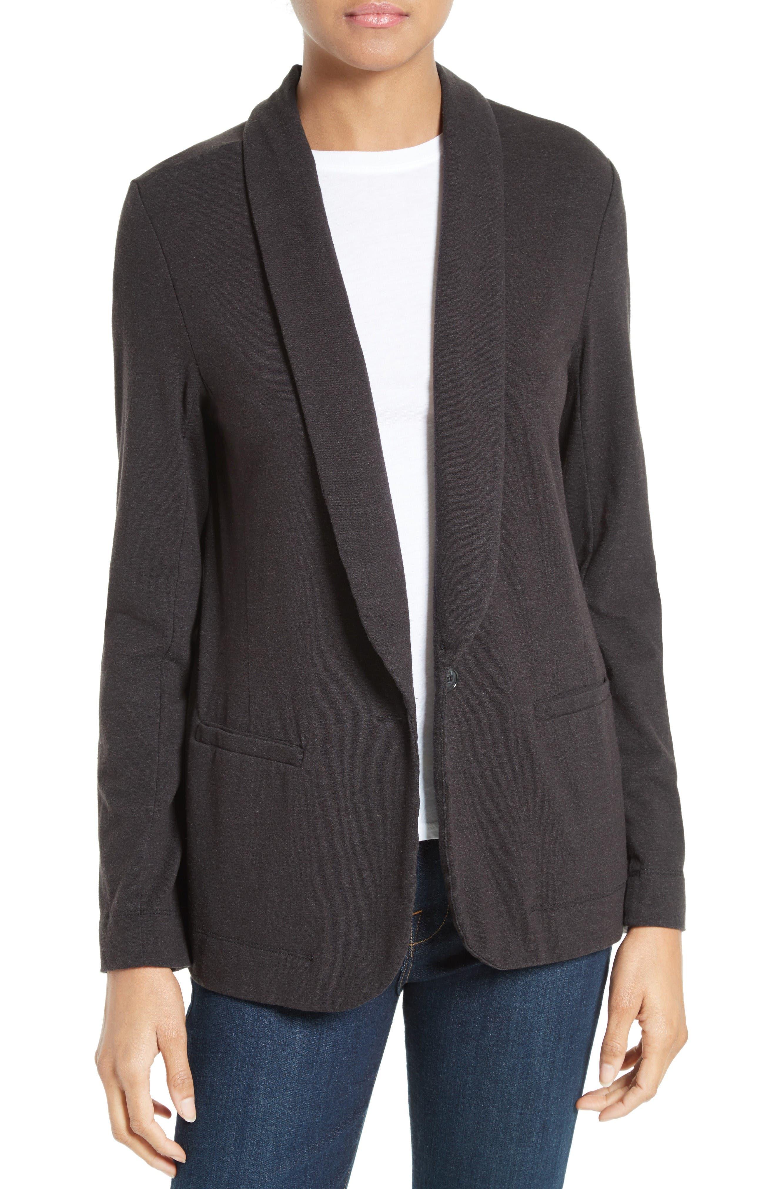 Soft Joie Korrolina Jersey One-Button Jacket