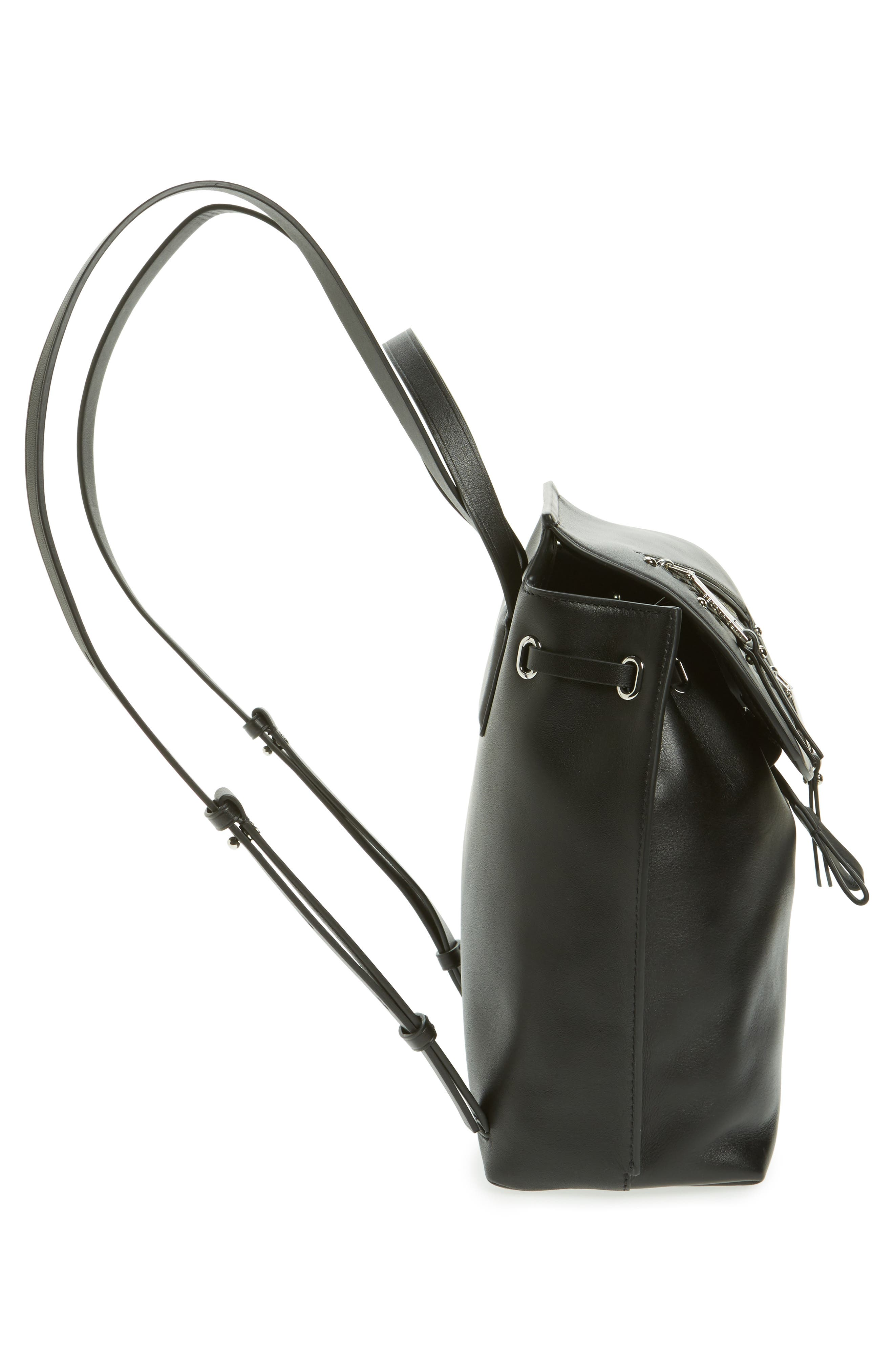 Alternate Image 5  - MARC JACOBS Zip Leather Backpack