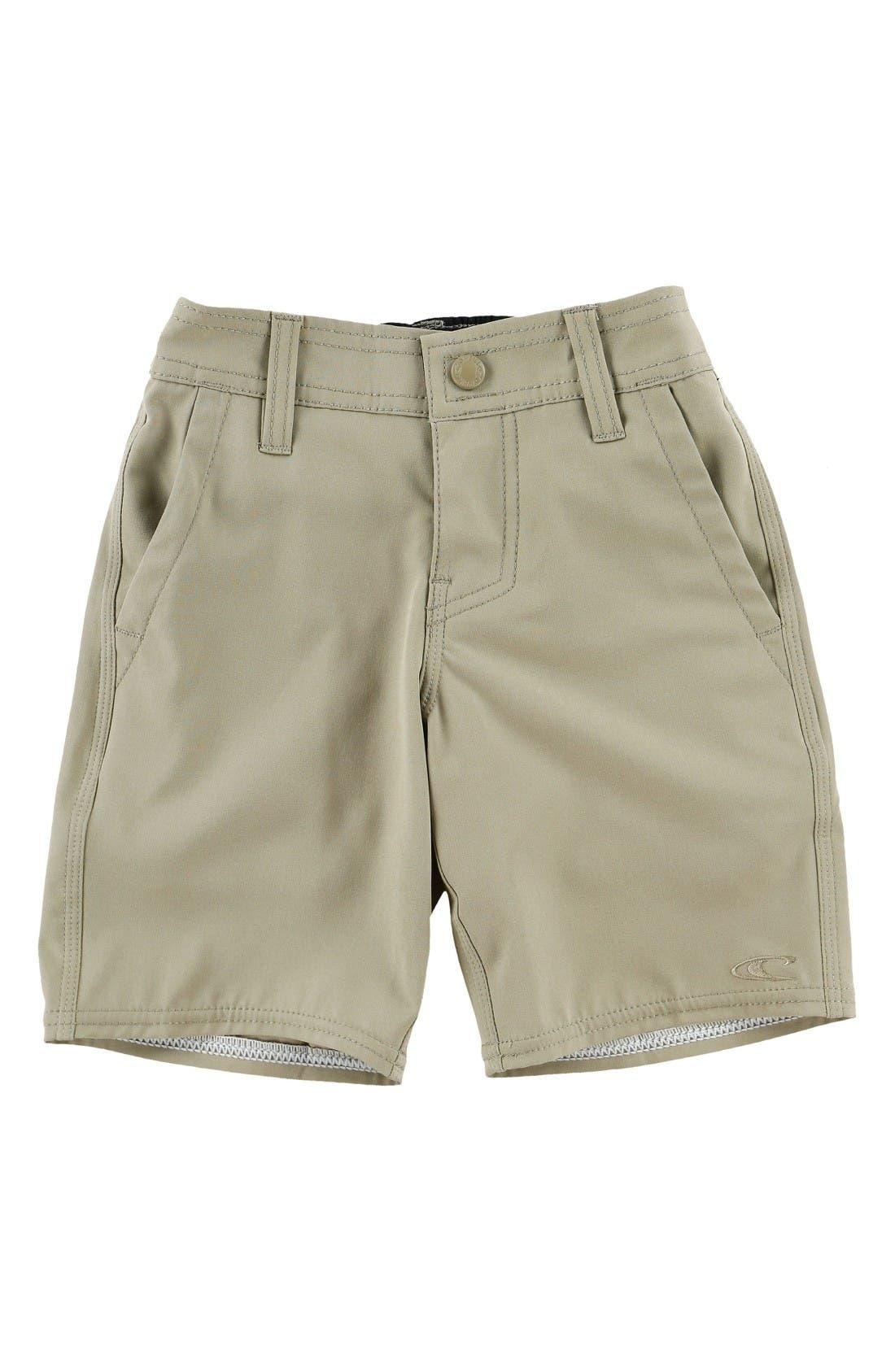 O'Neill Loaded Hybrid Board Shorts (Little Boys)