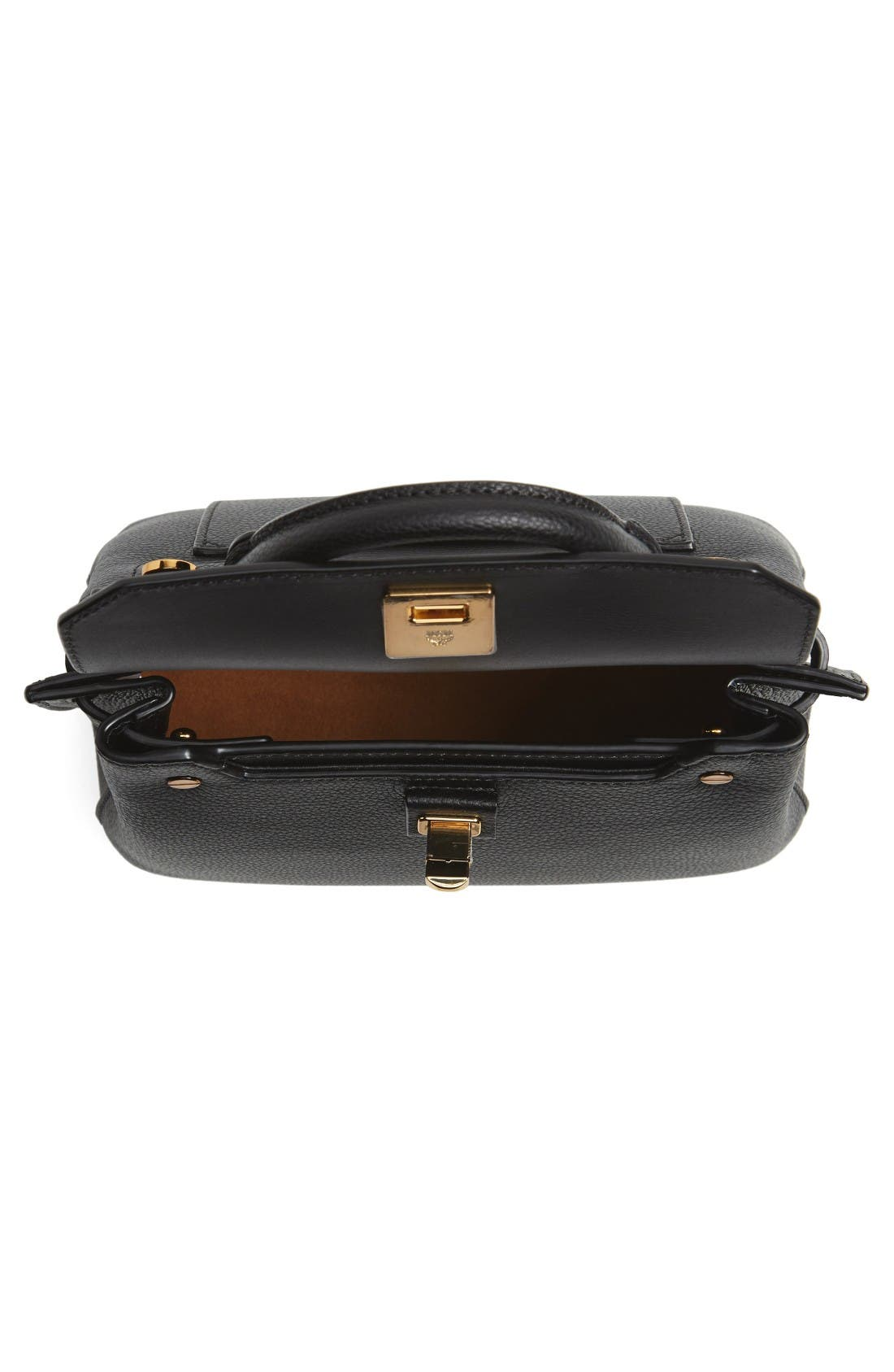 Alternate Image 4  - MCM Milla Leather Crossbody Bag