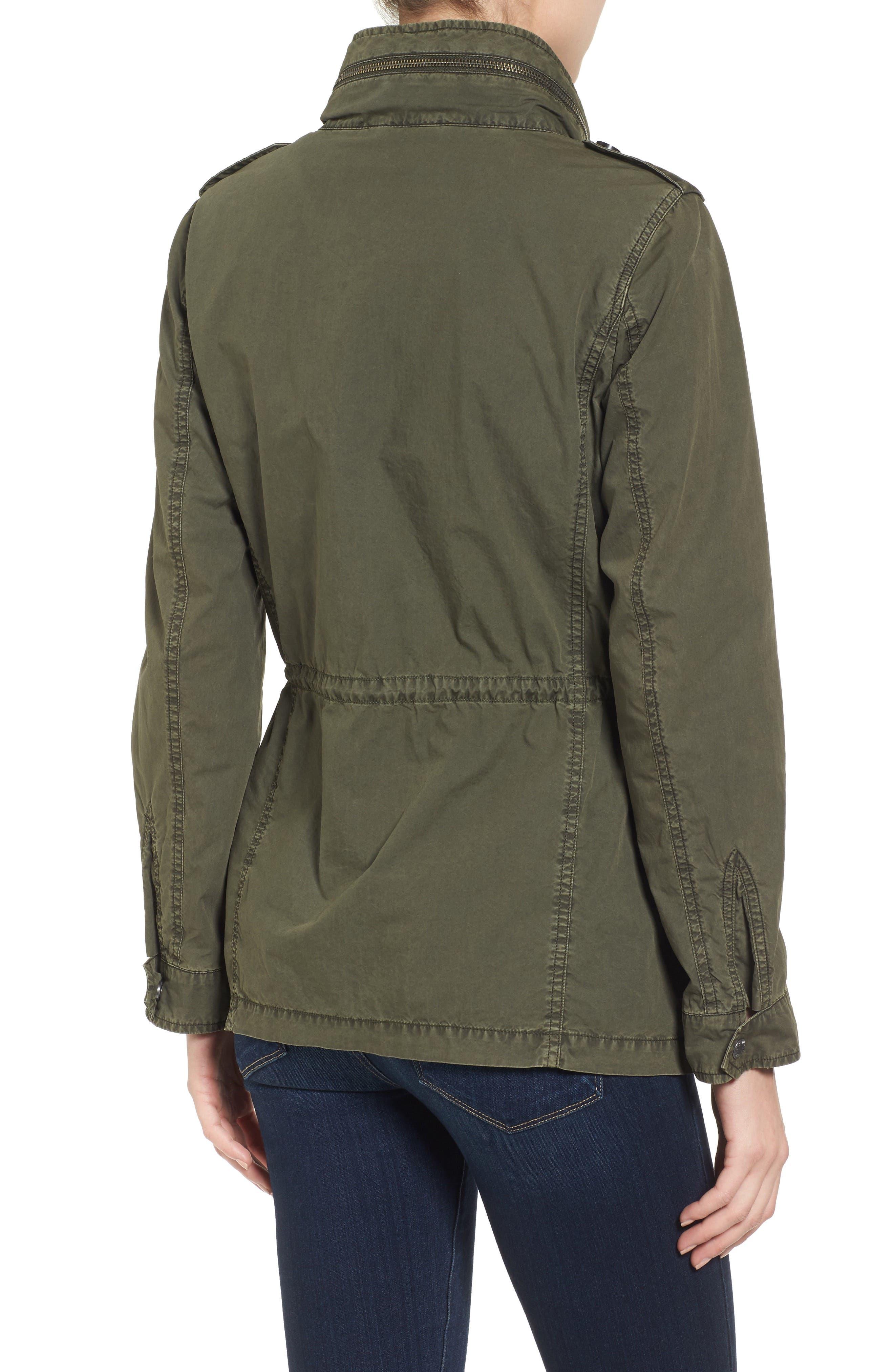 Alternate Image 2  - Levi's® Four-Pocket Military Jacket