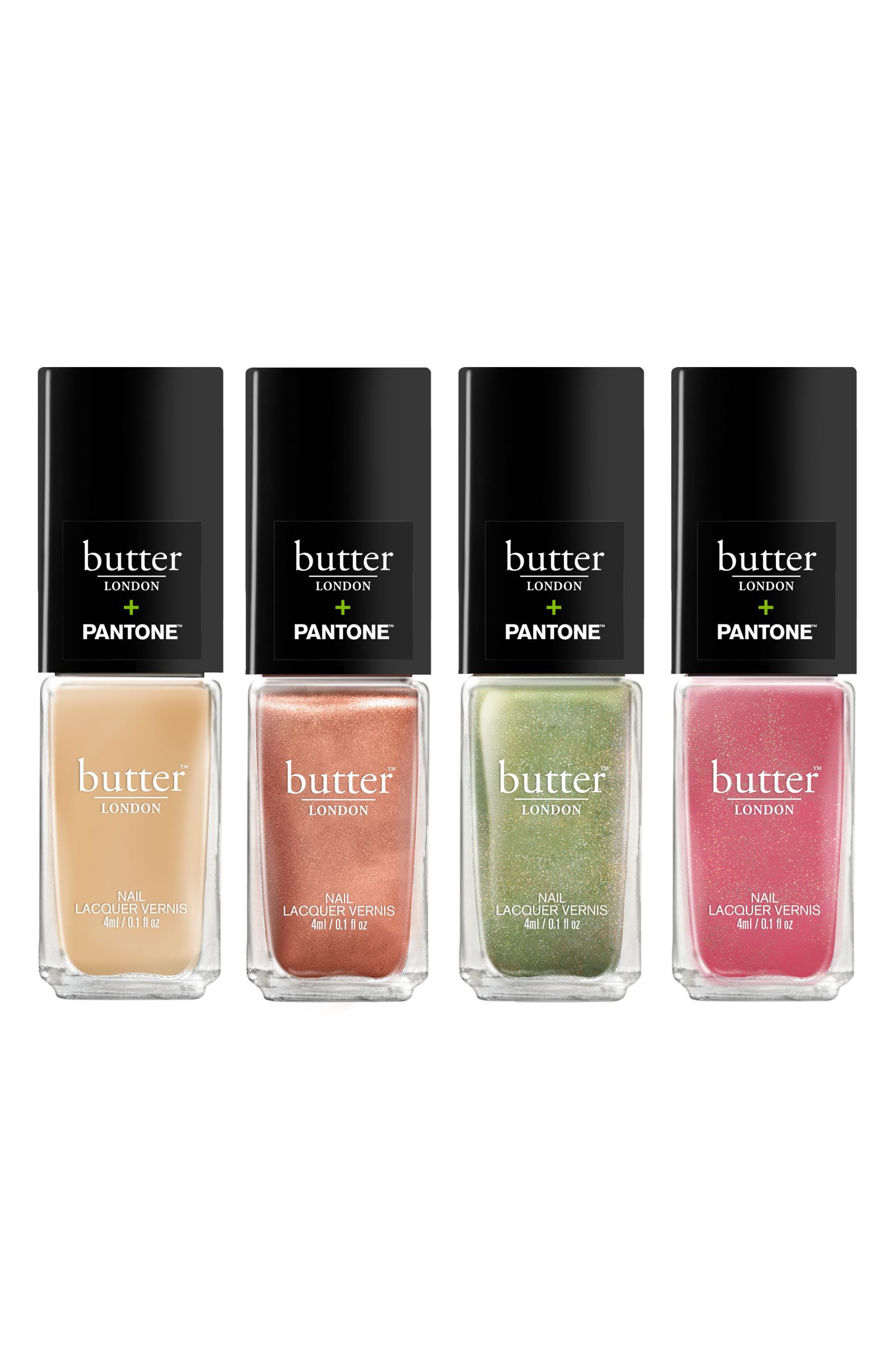 Alternate Image 2  - butter LONDON Pantone Nail Lacquer Set (Limited Edition)