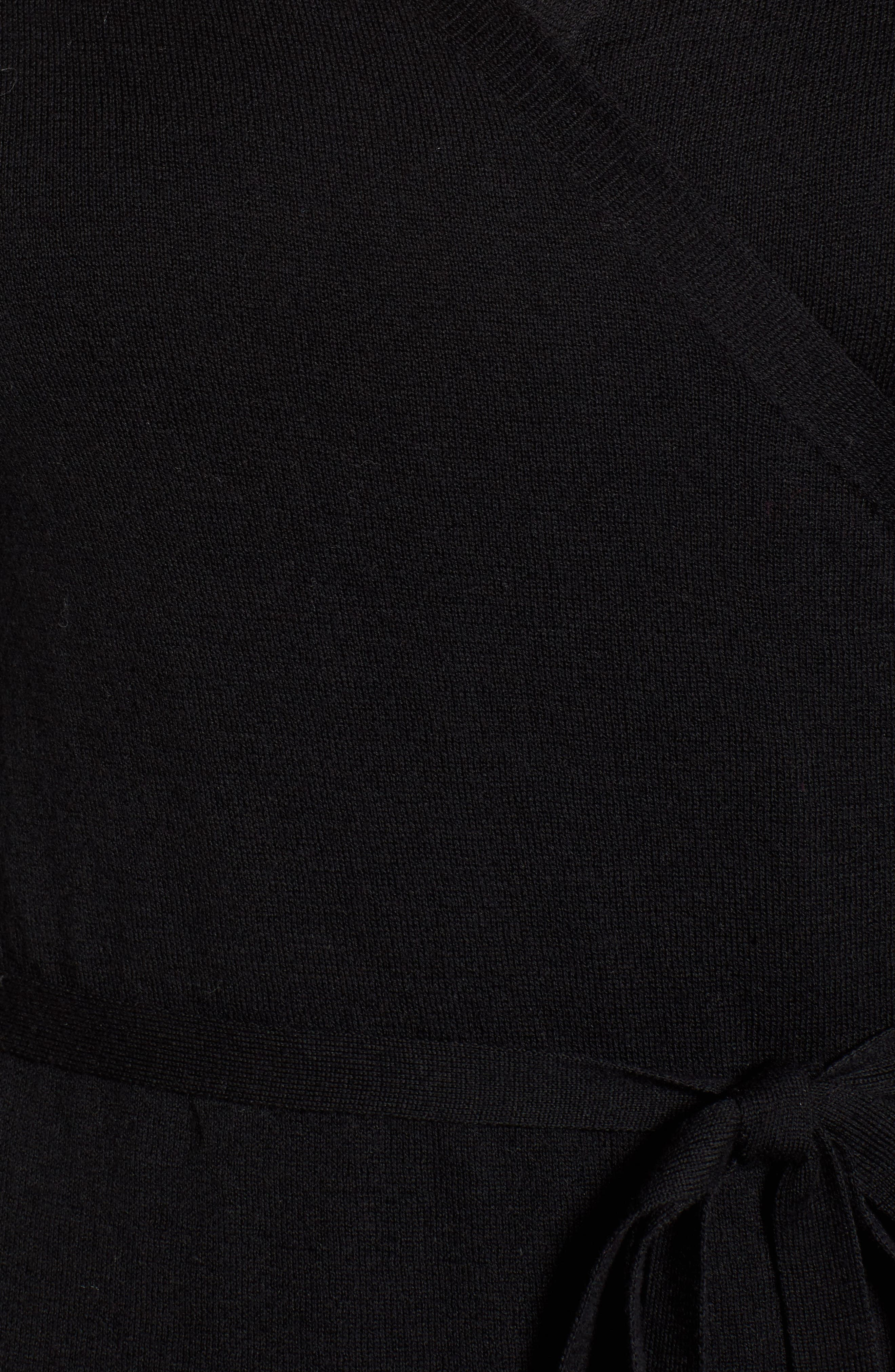 Alternate Image 5  - Hinge Wrap Cardigan