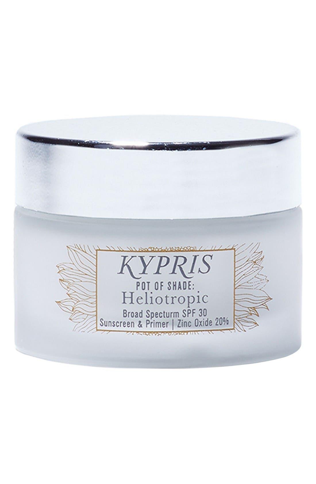 KYPRIS Beauty Pot of Shade Heliotropic Treatment Primer SPF 30