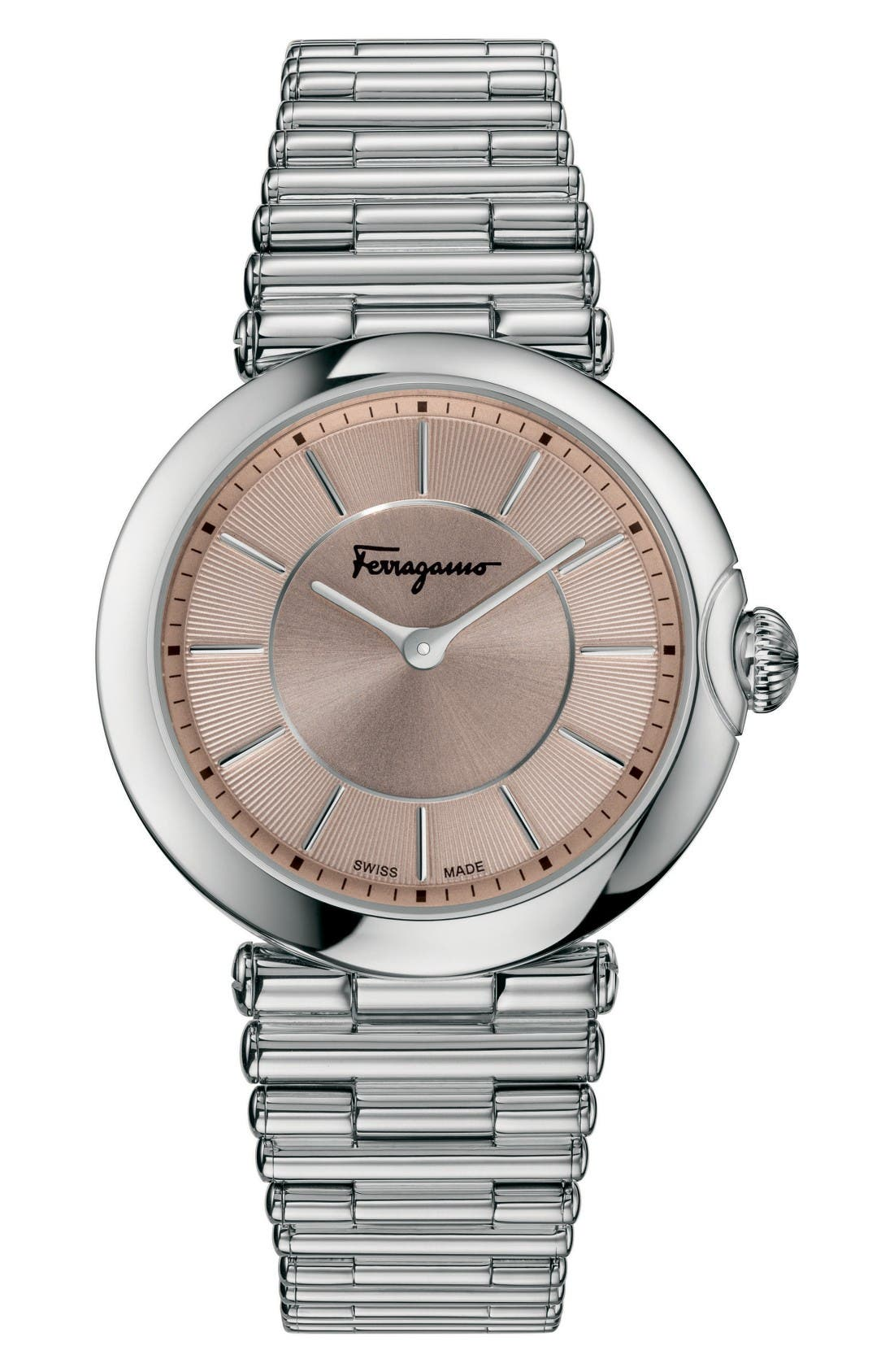 Salvatore Ferragamo Bracelet Watch, 36mm