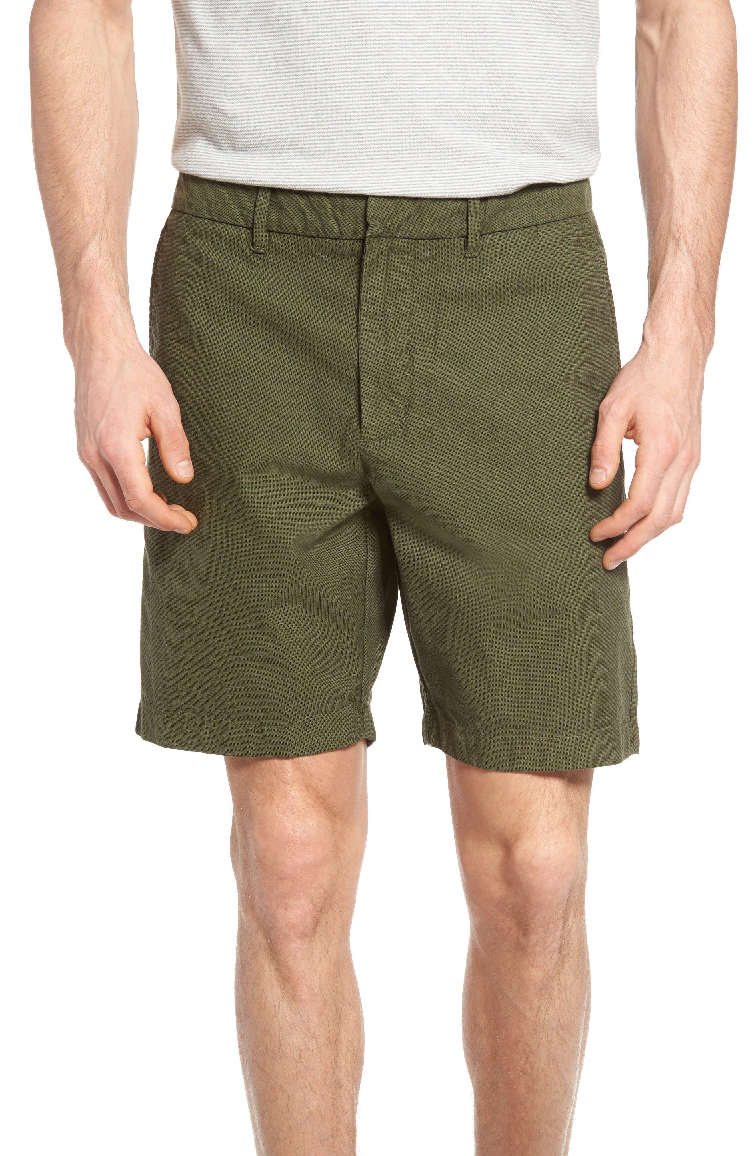 NORDSTROM MEN'S SHOP Washed Shorts