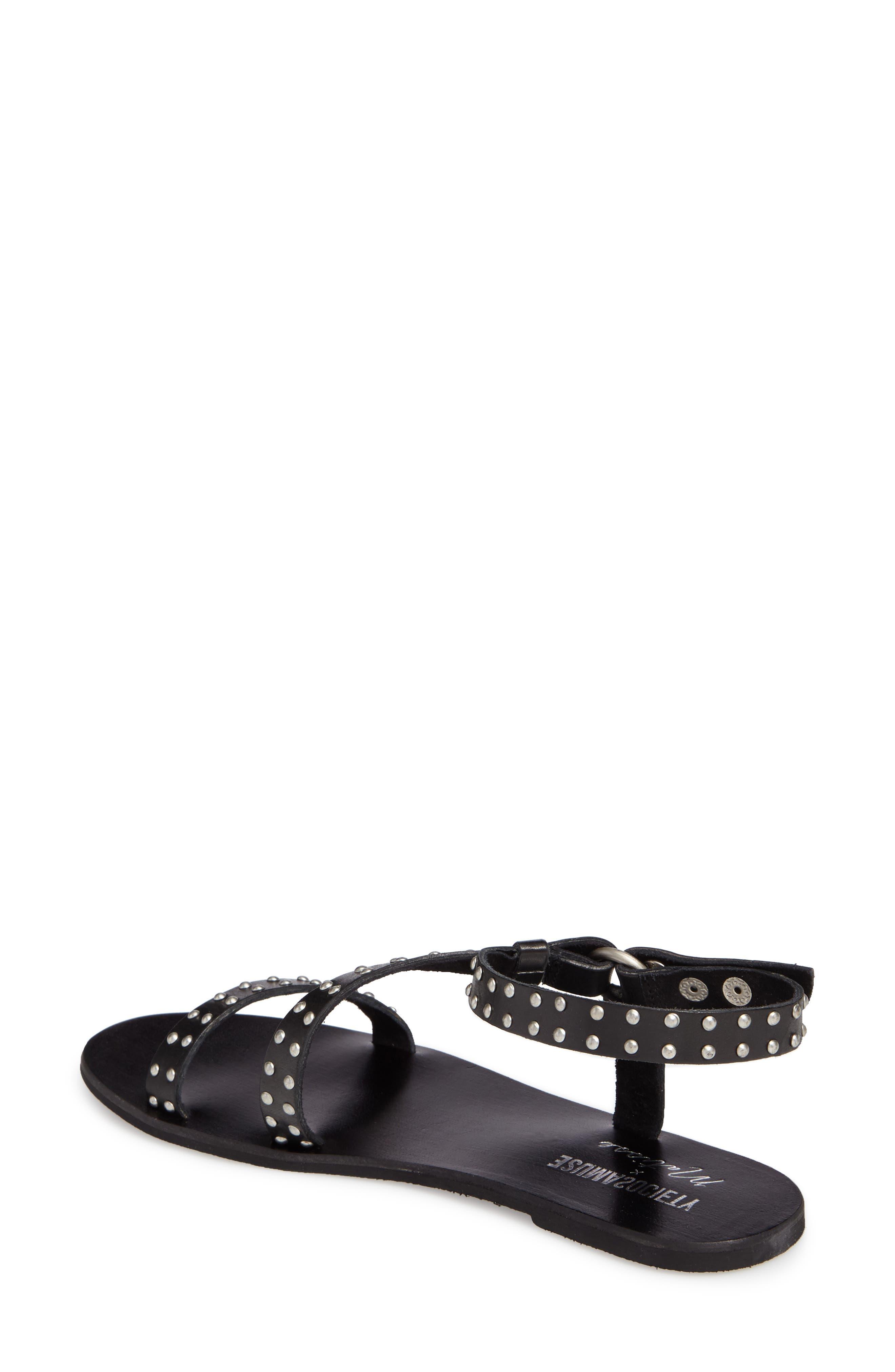 Alternate Image 2  - Amuse Society x Matisse Rock Muse Studded Sandal (Women)