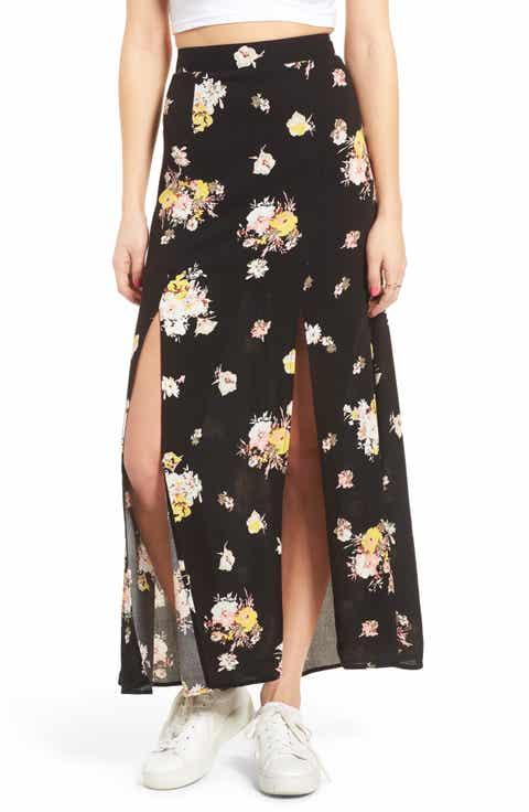 floral skirts | Nordstrom