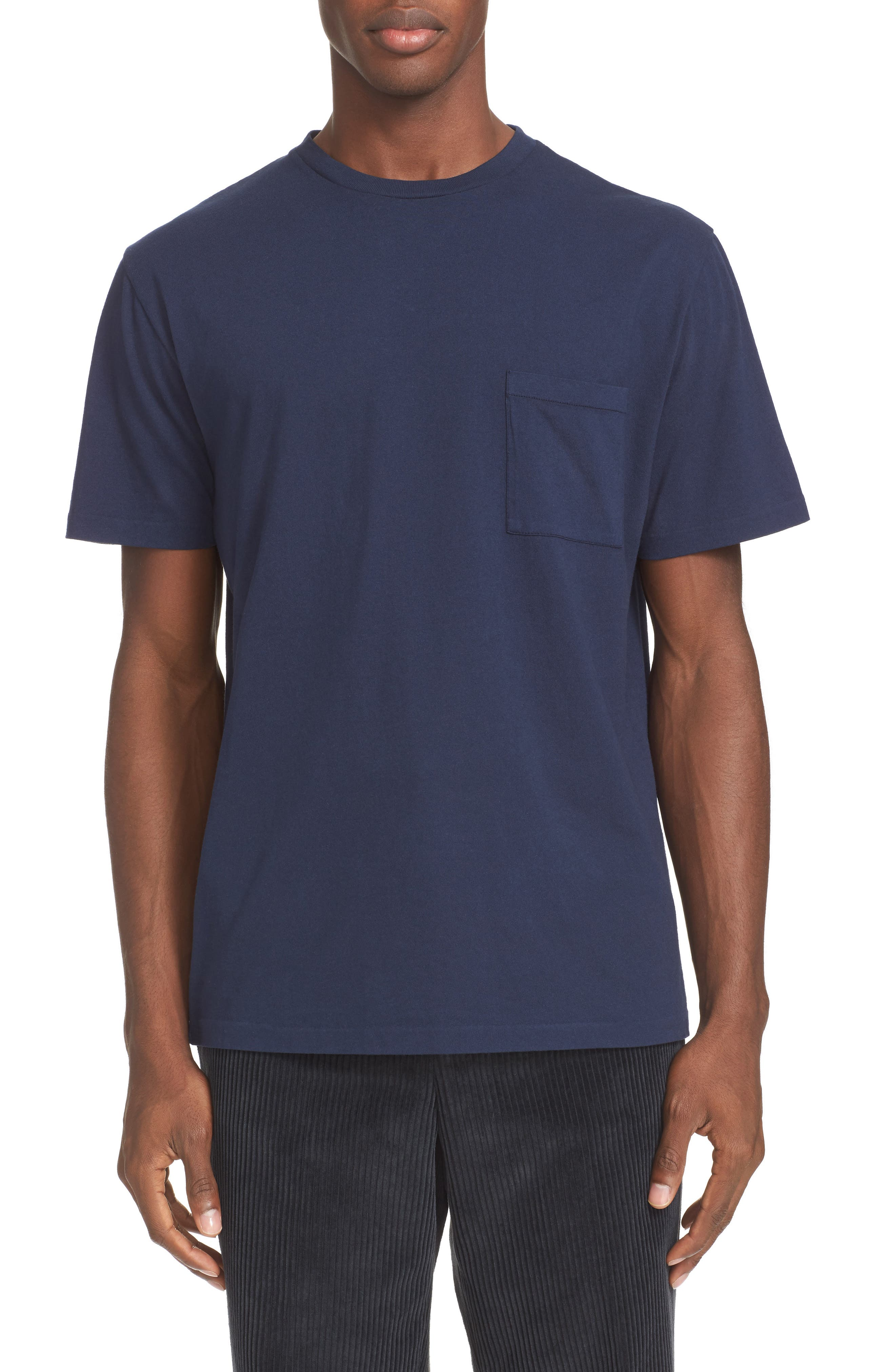 OUR LEGACY Pocket Army Jersey T-Shirt