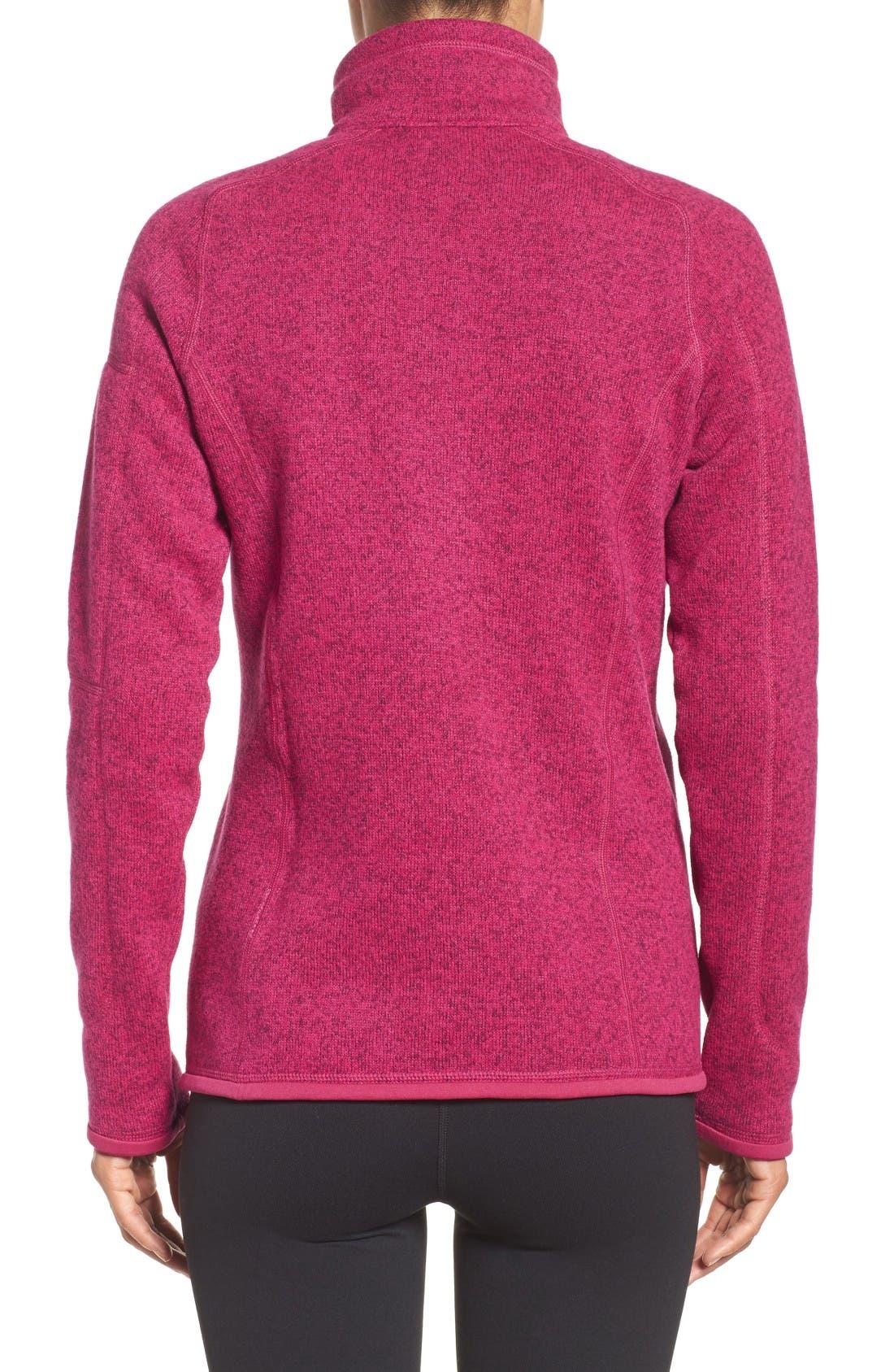 Alternate Image 2  - Patagonia 'Better Sweater' Zip Pullover