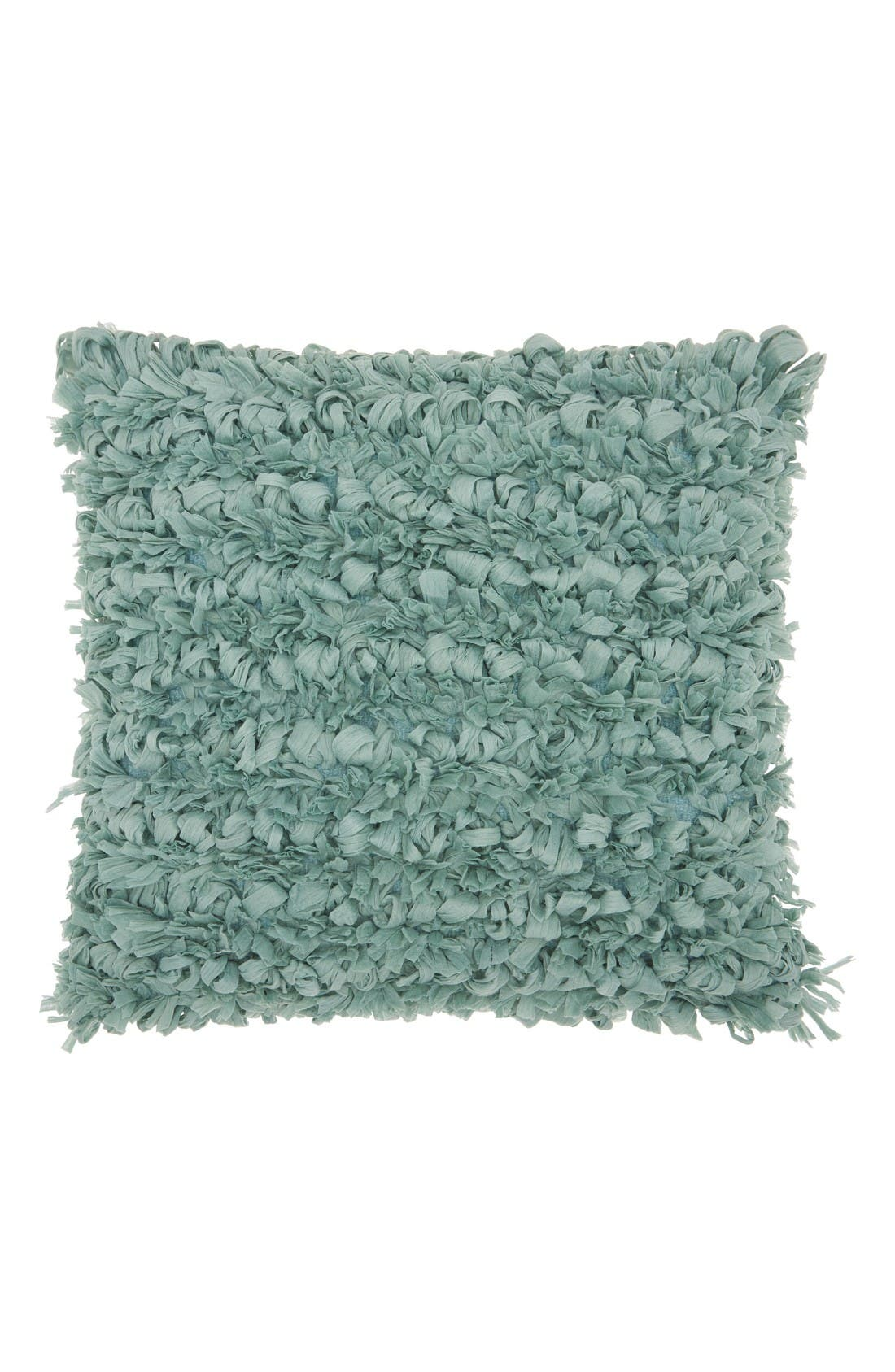 Alternate Image 1 Selected - Mina Victory Cut 'n Loop Accent Pillow