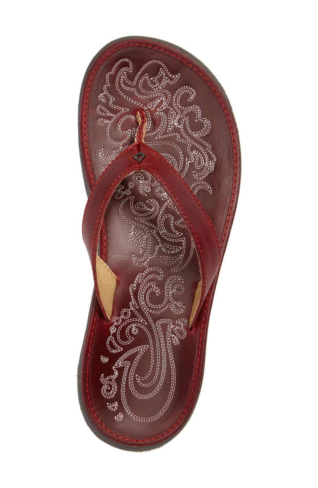 Alternate Image 3  - OluKai 'Paniolo' Thong Sandal