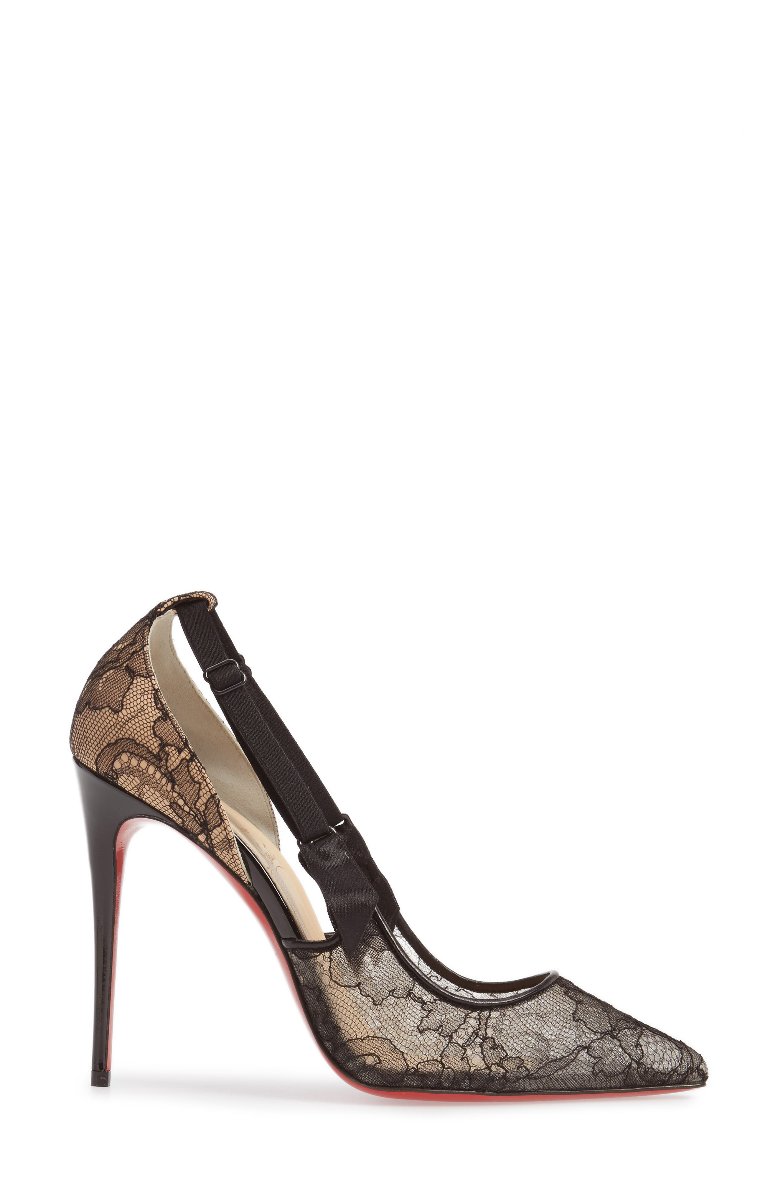 Alternate Image 4  - Christian Louboutin Hot Jeanbi Pump (Women)
